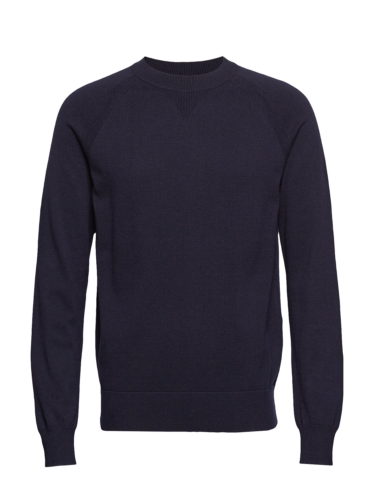 Filippa K M. Cotton Cashmere Knitted Swe - NAVY