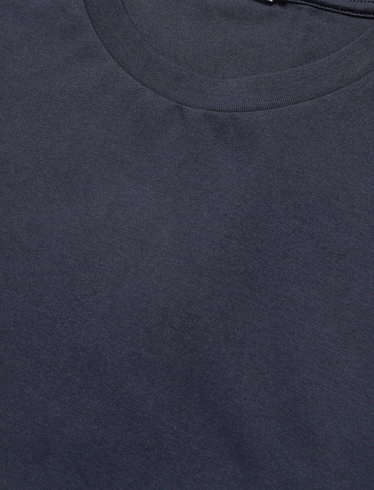 Filippa K - M. Single Jersey Tee - basic t-shirts - navy - 1