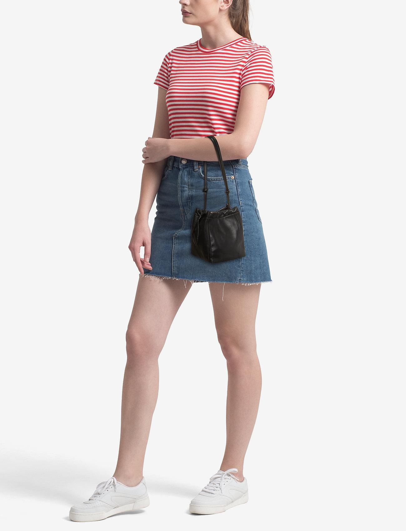 Filippa K Lena Soft Bucket Bag - BLACK