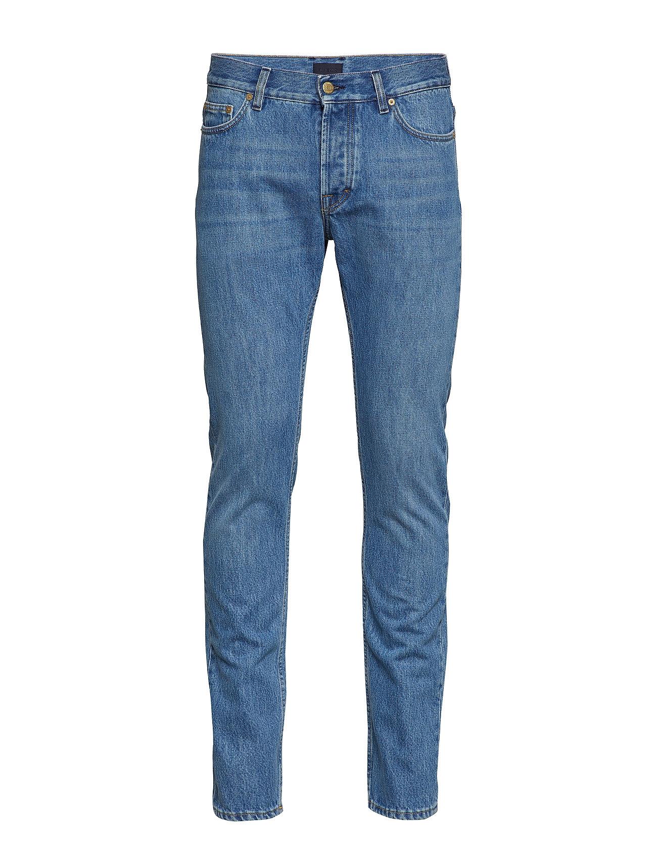 Filippa K M. Stan Stonewash Jeans - HEAVY STON
