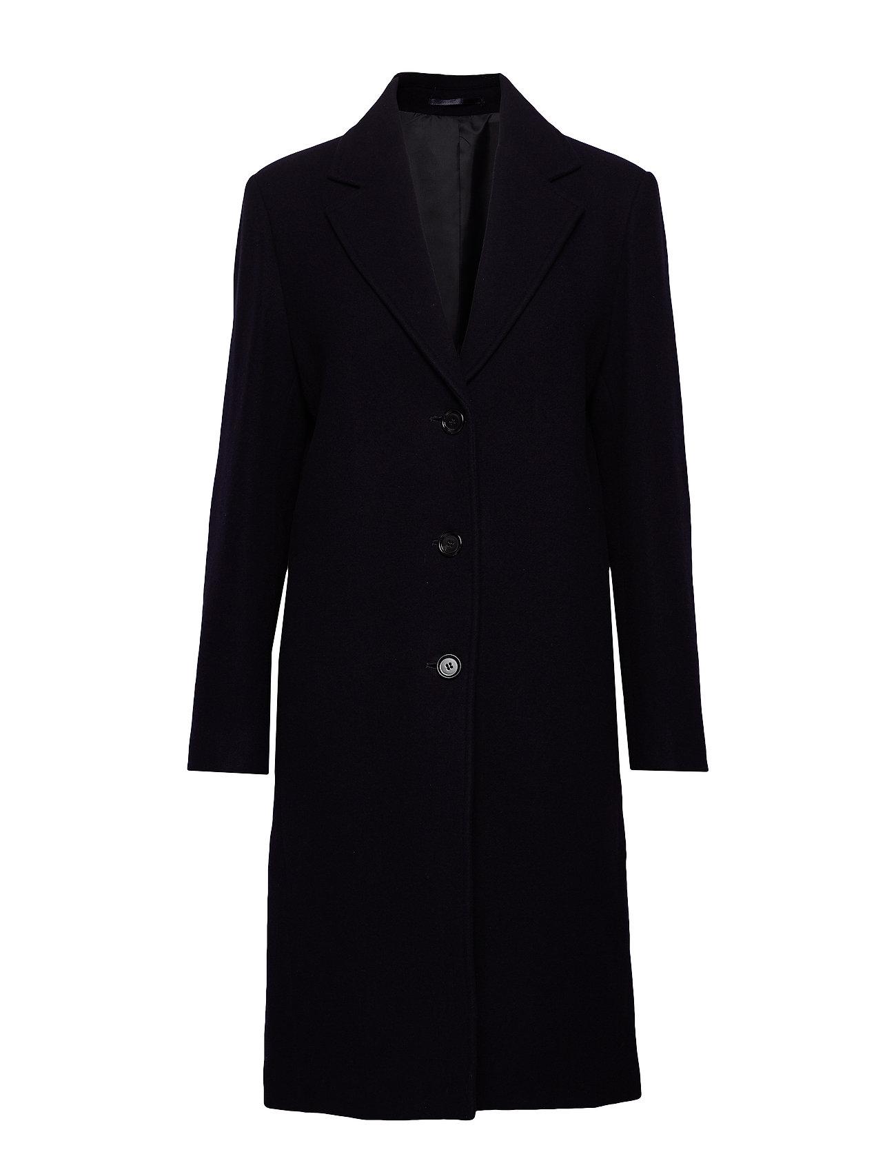 Filippa K Barnsbury Coat - NAVY