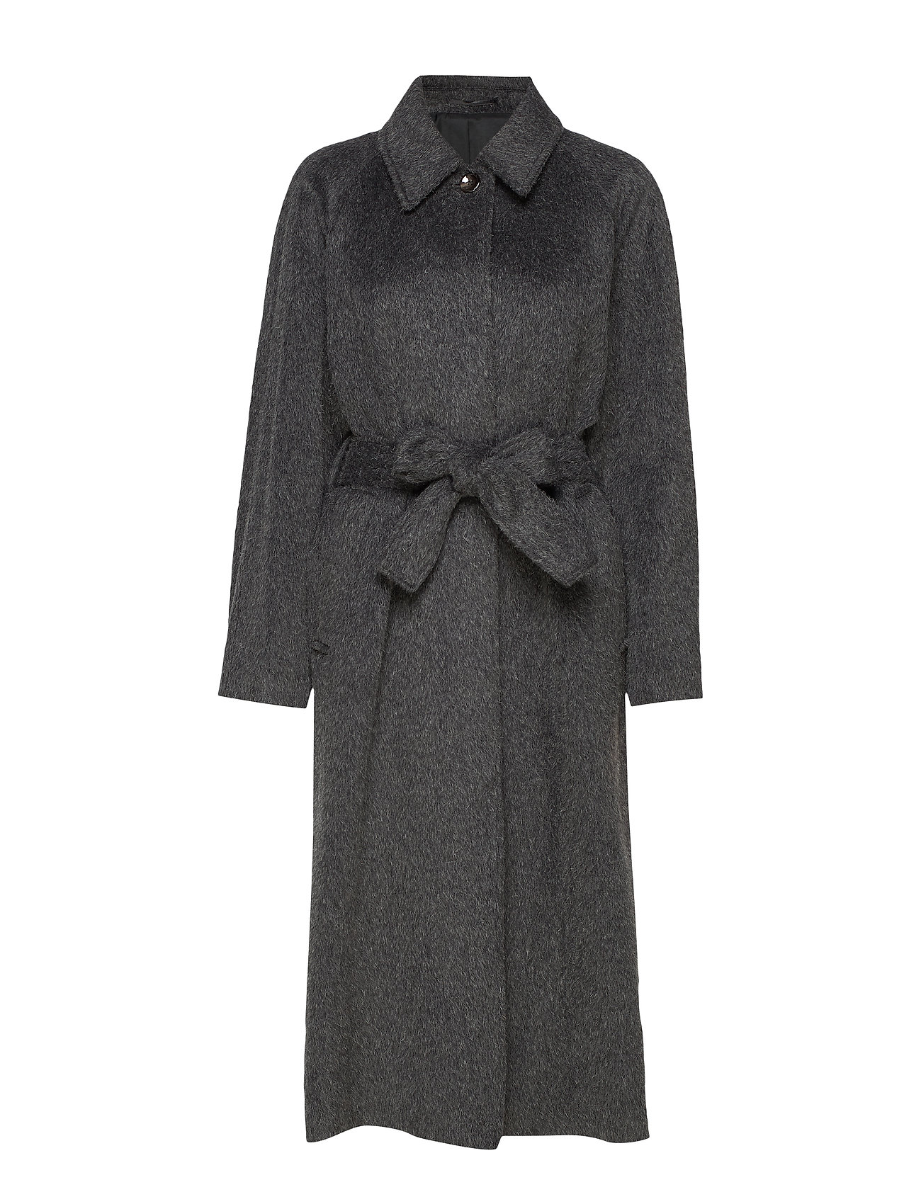 Filippa K Montana Coat - CHARCOAL M