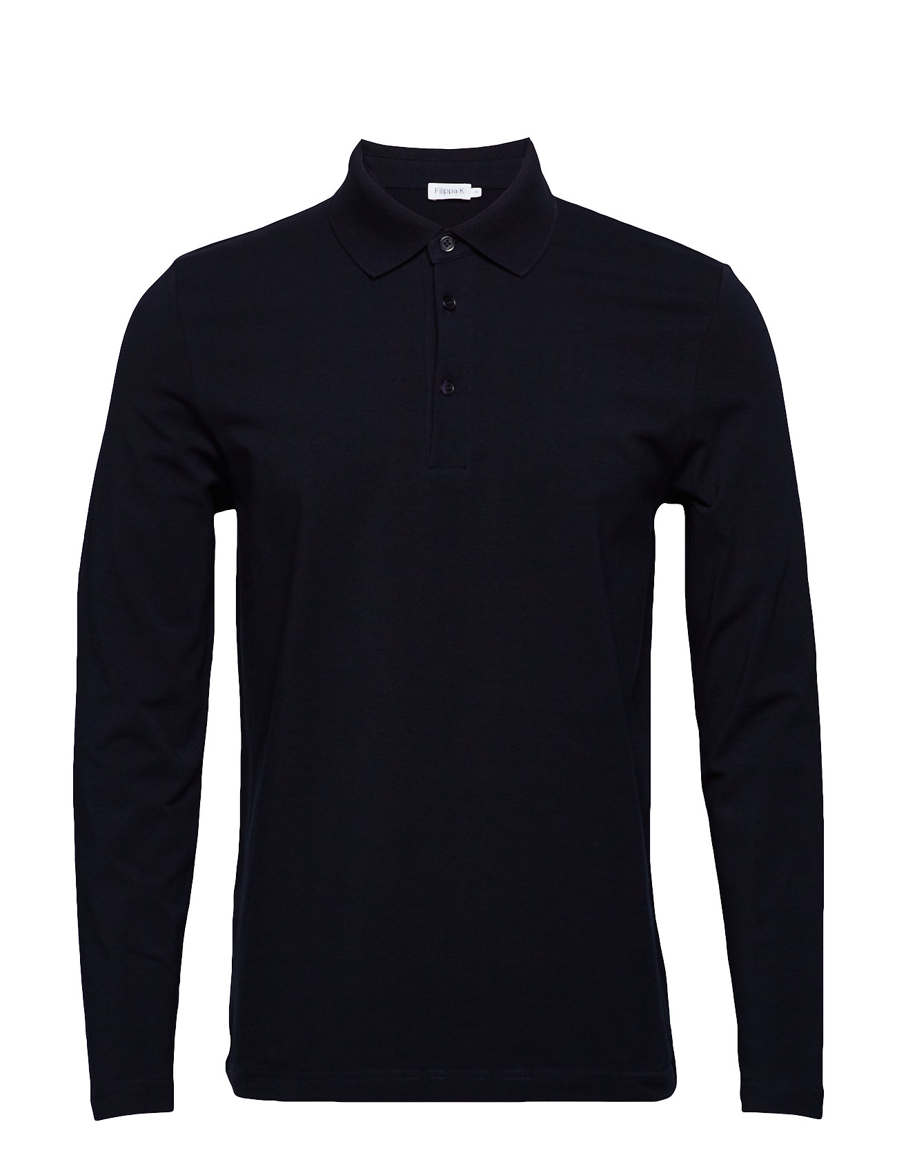 Filippa K M. Luke Lycra Polo Shirt - NAVY