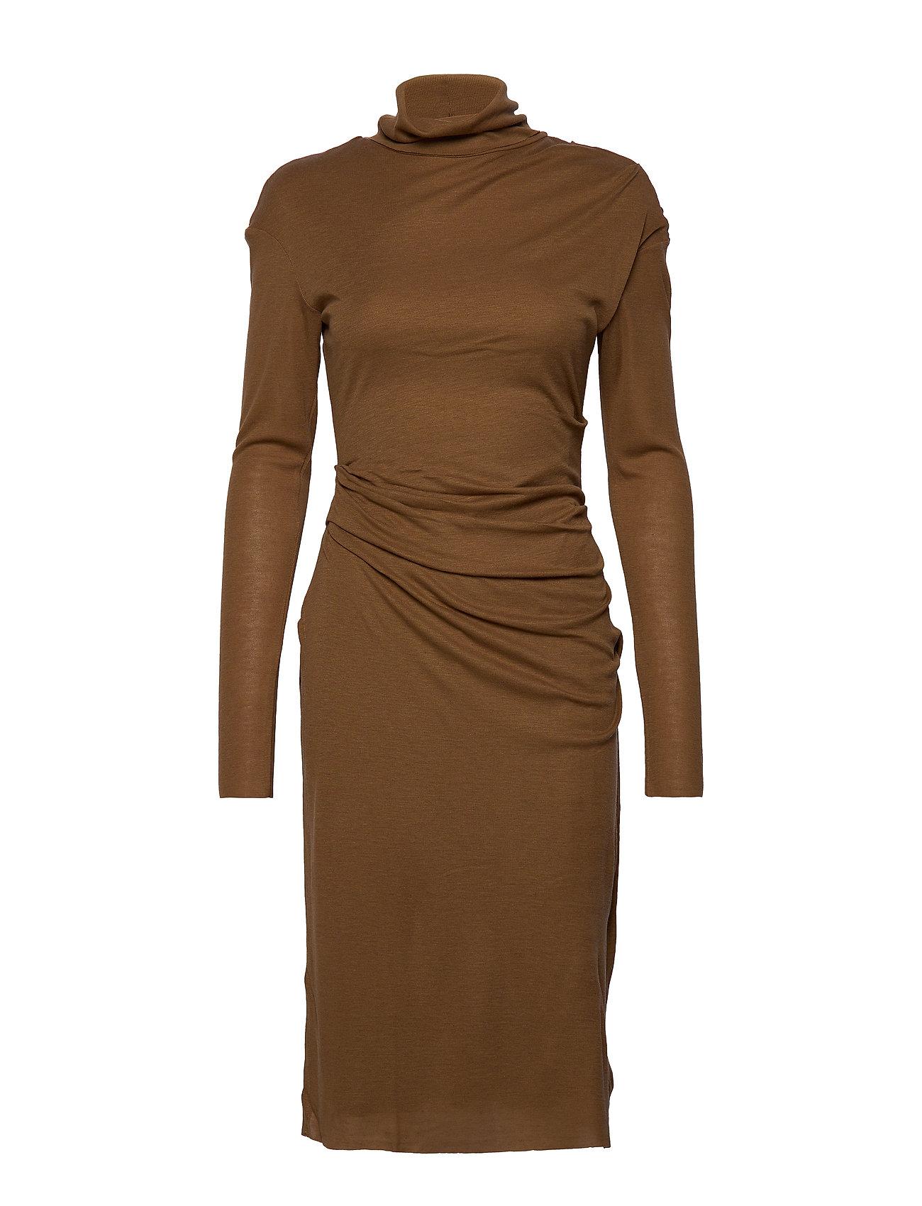 Filippa K Celia Dress - HAZELNUT