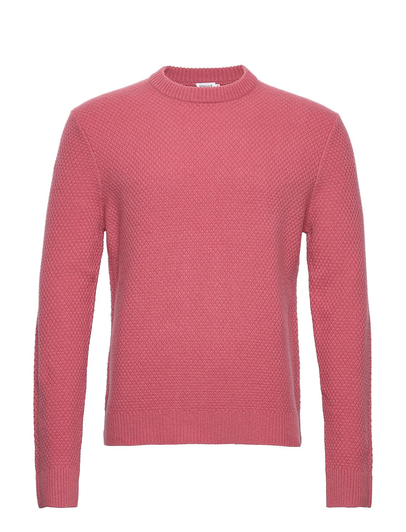 Filippa K M. Tobias Sweater - PINK CEDAR