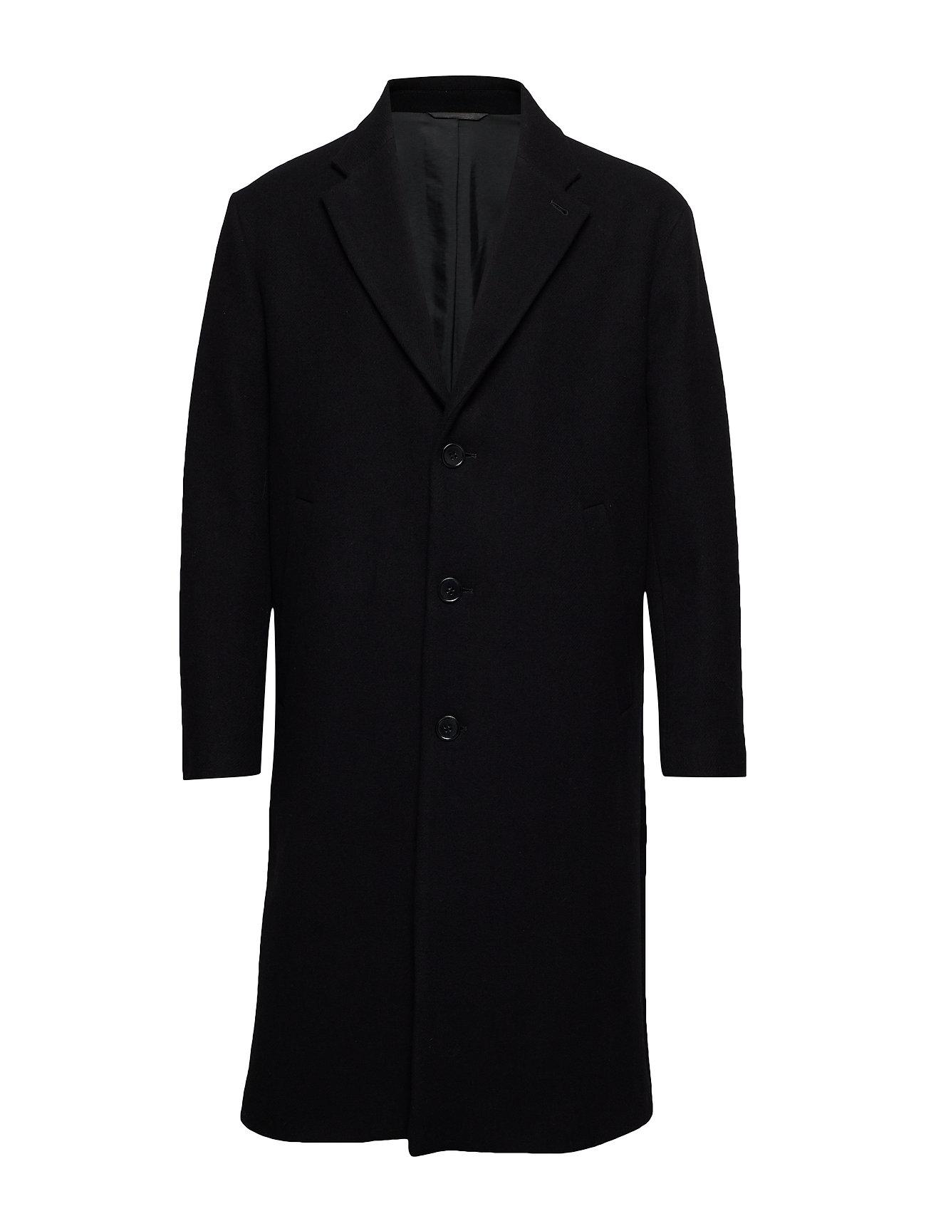 Filippa K M. Lyon Wool Coat - BLACK