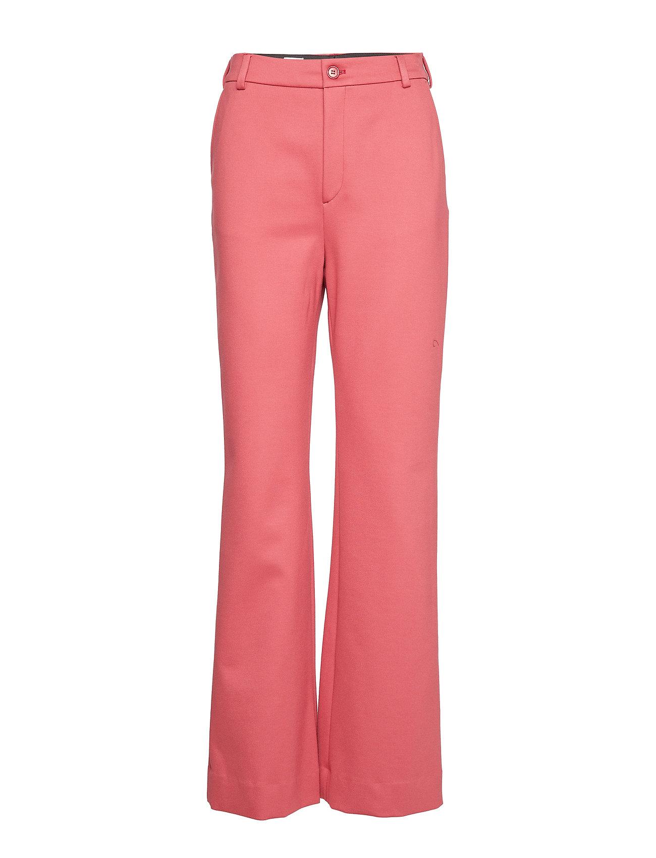 Filippa K Ivy Jersey Trouser - RASPBERRY