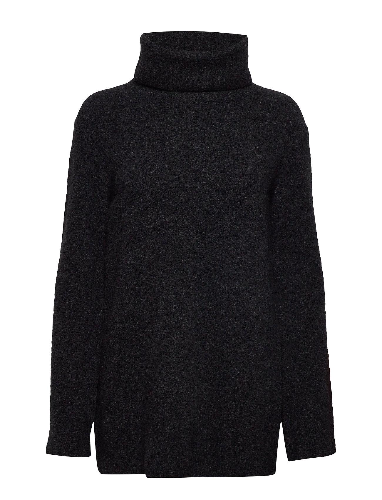 Filippa K Nico Yak Sweater - CHARCOAL M