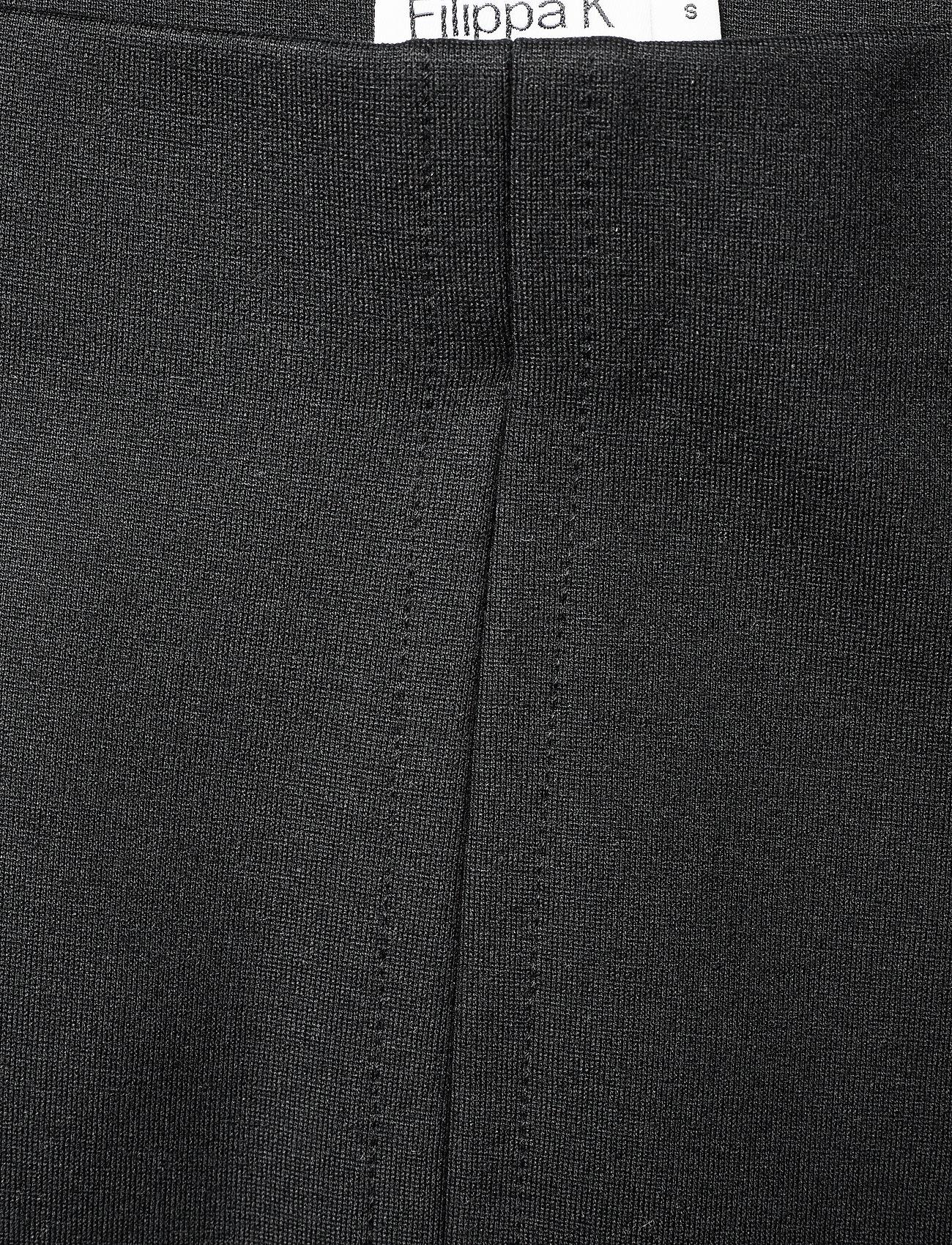 Filippa K Eva Pull-on Skirt - Spódnice BLACK - Kobiety Odzież.