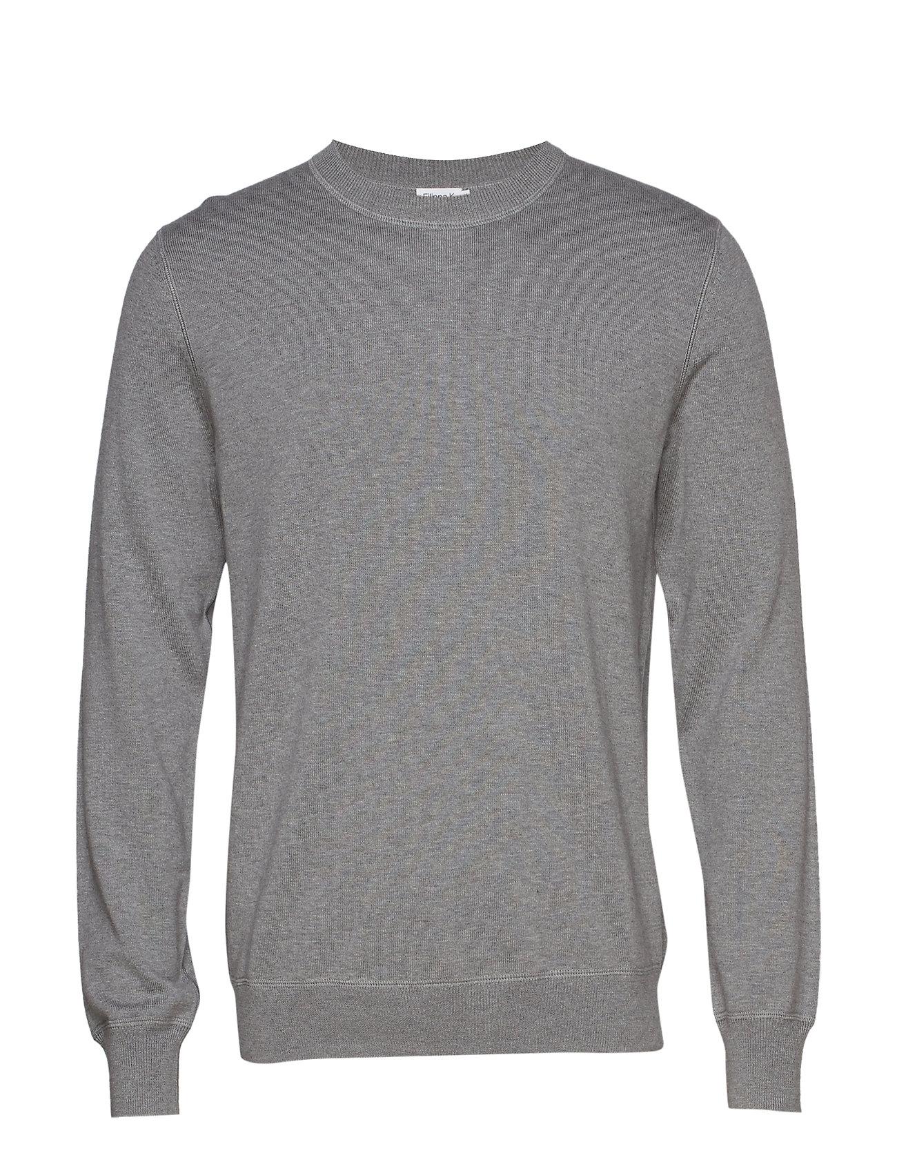 Filippa K M. Scott Sweater - GREY MEL.
