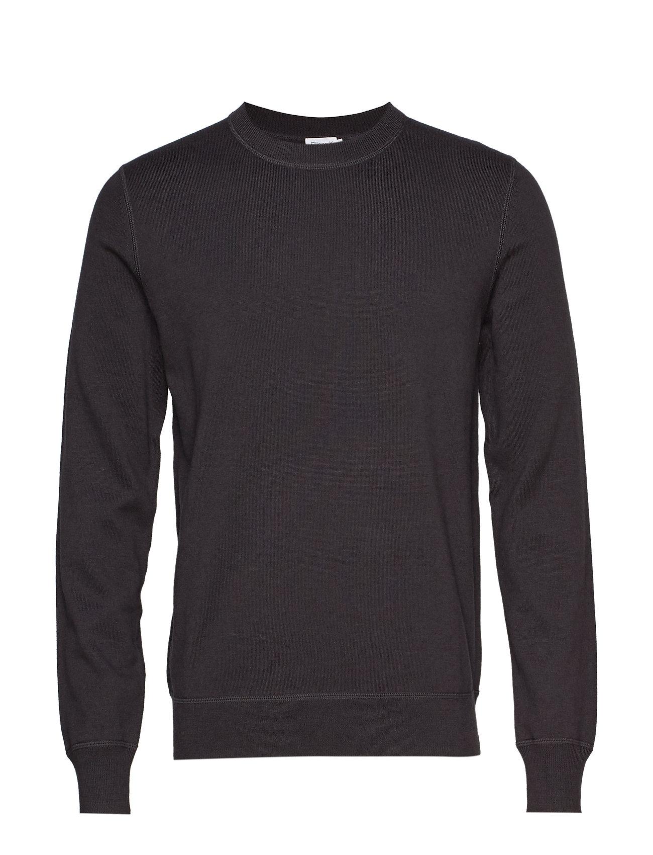 Filippa K M. Scott Sweater - INK GREY