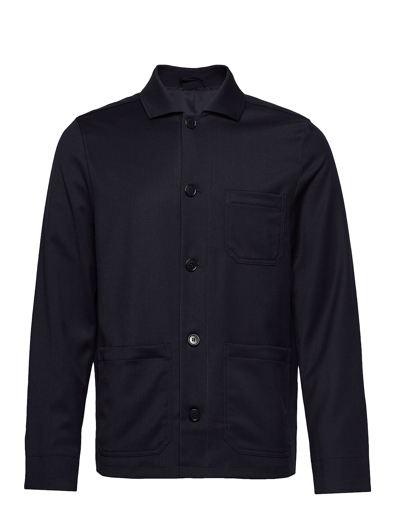 Filippa K M. Louis Gabardine Jacket - NAVY