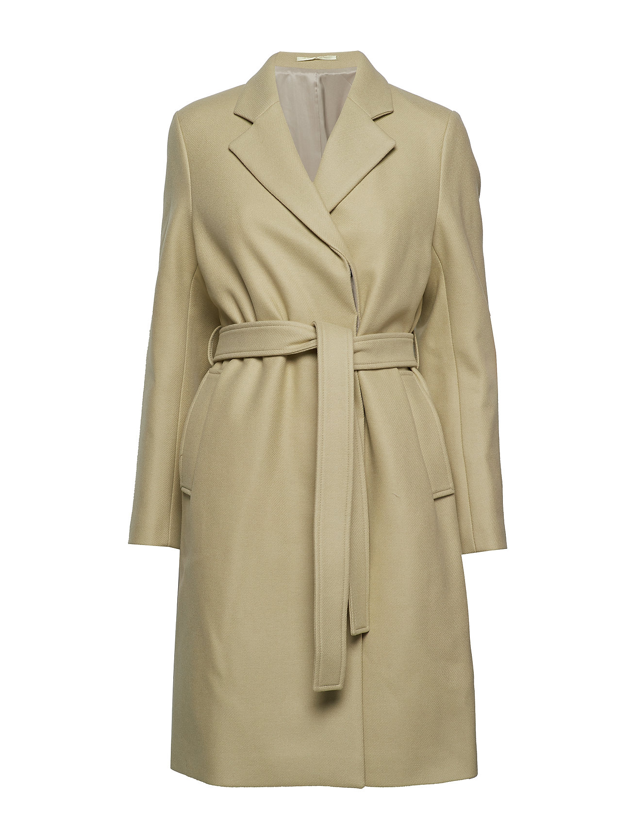 Filippa K Eden Coat - PYRIT GREE