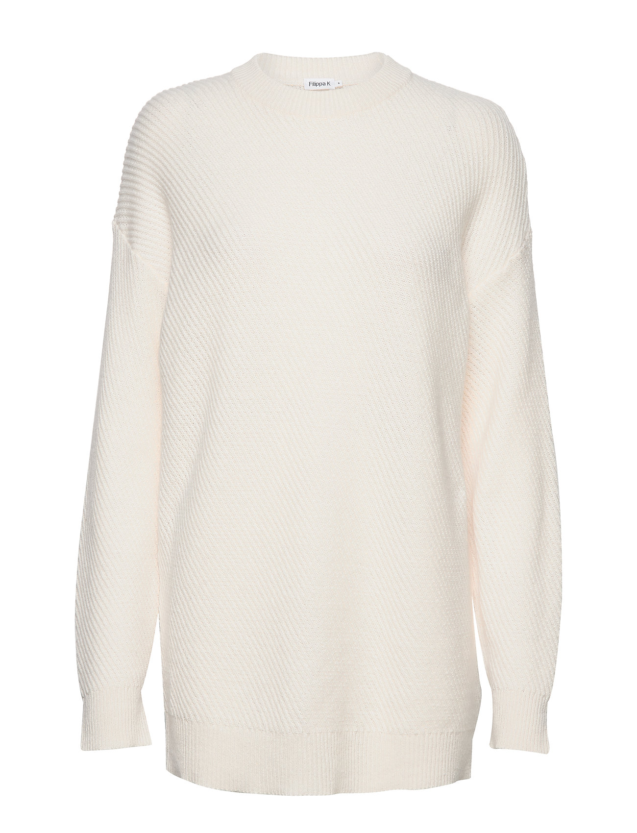 Filippa K Rebecca Rib Sweater - ALMOND WHI