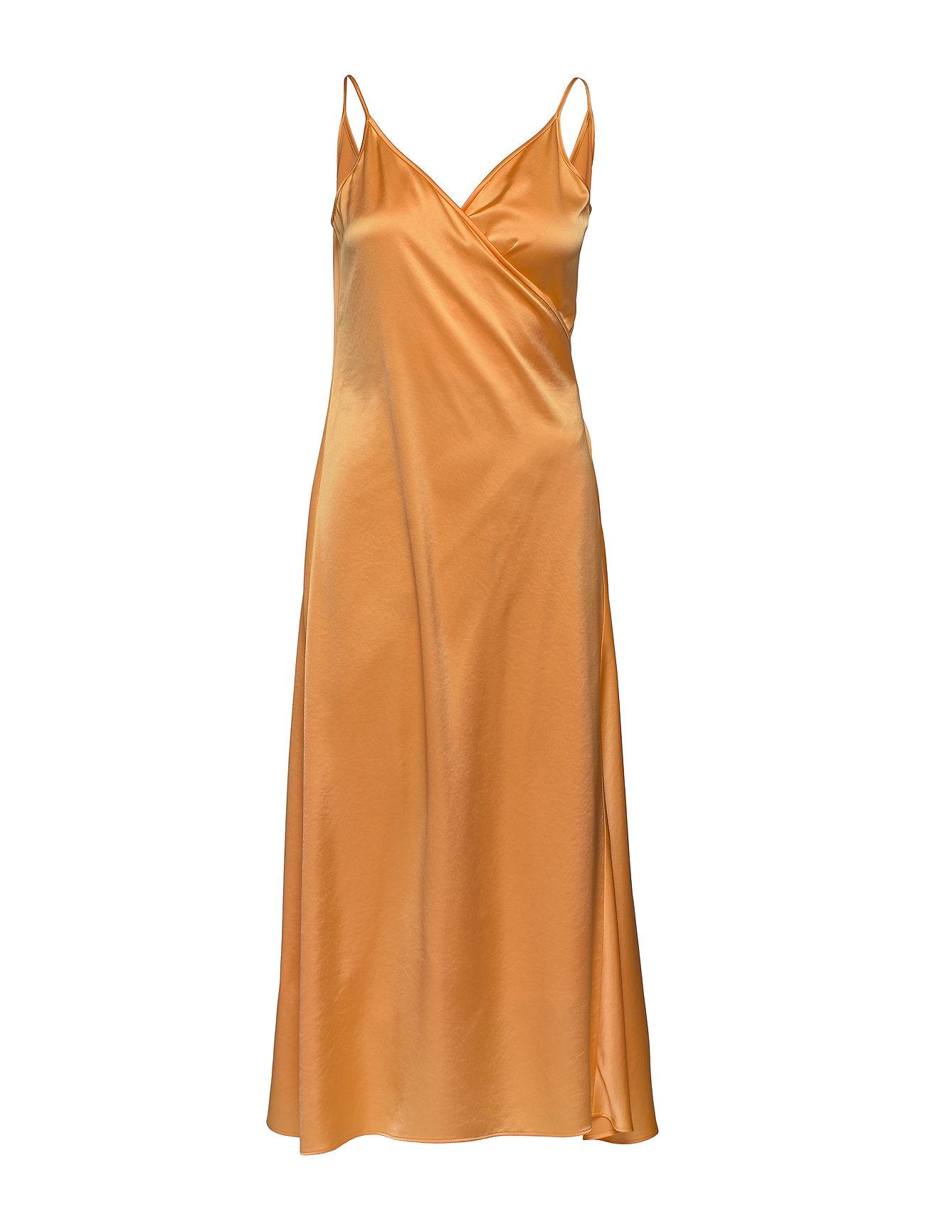 Filippa K Callie Dress - PALE ORANG