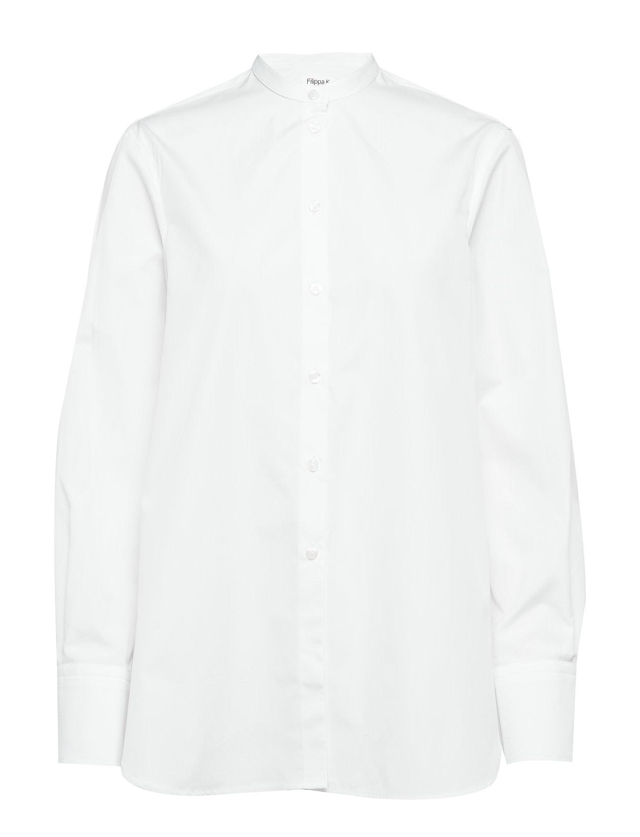 Filippa K Franci Shirt - FROSTY WHI