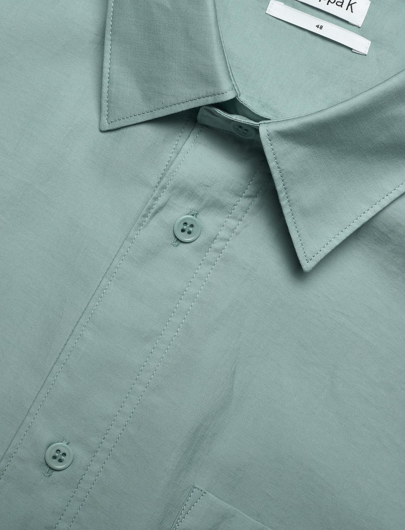 Filippa K M. Owen Shirt - Skjorter MINT POWDE - Menn Klær