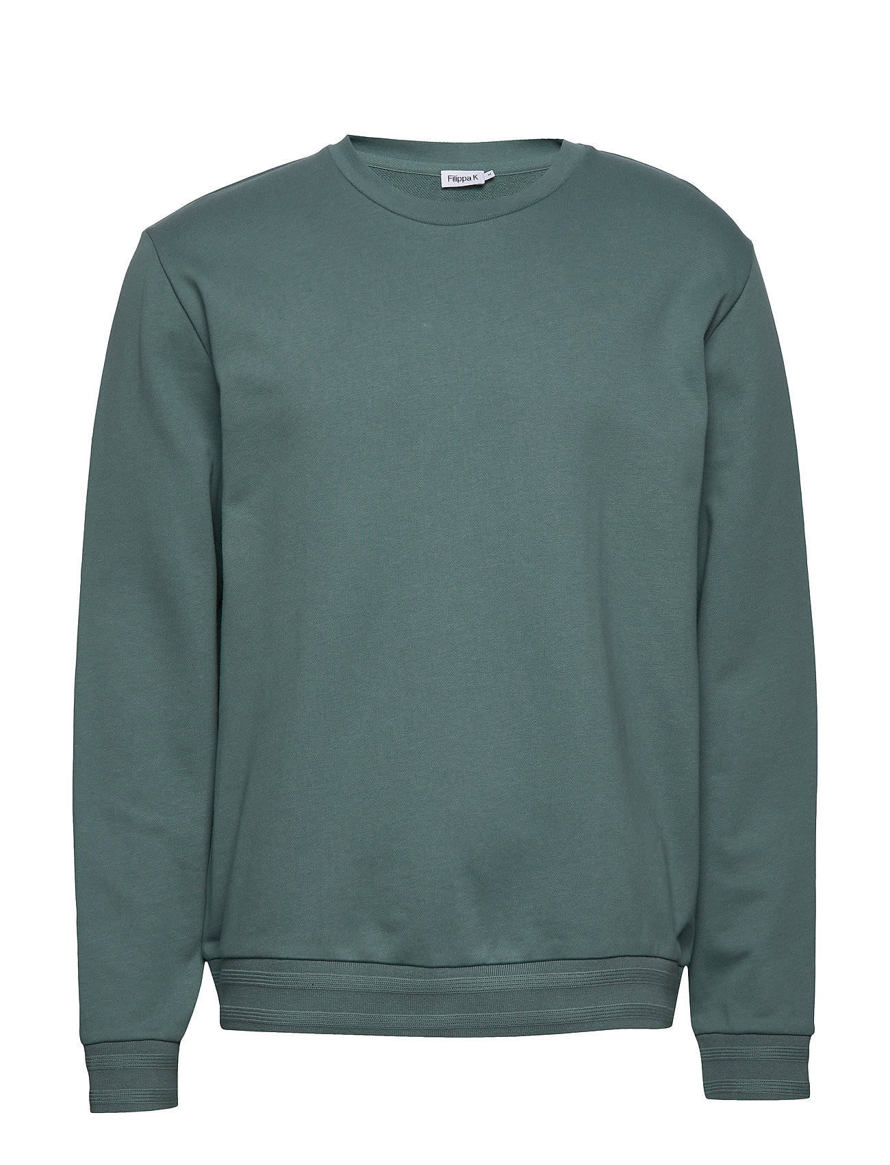 Filippa K M. Isaac Sweatshirt - MINT POWDE