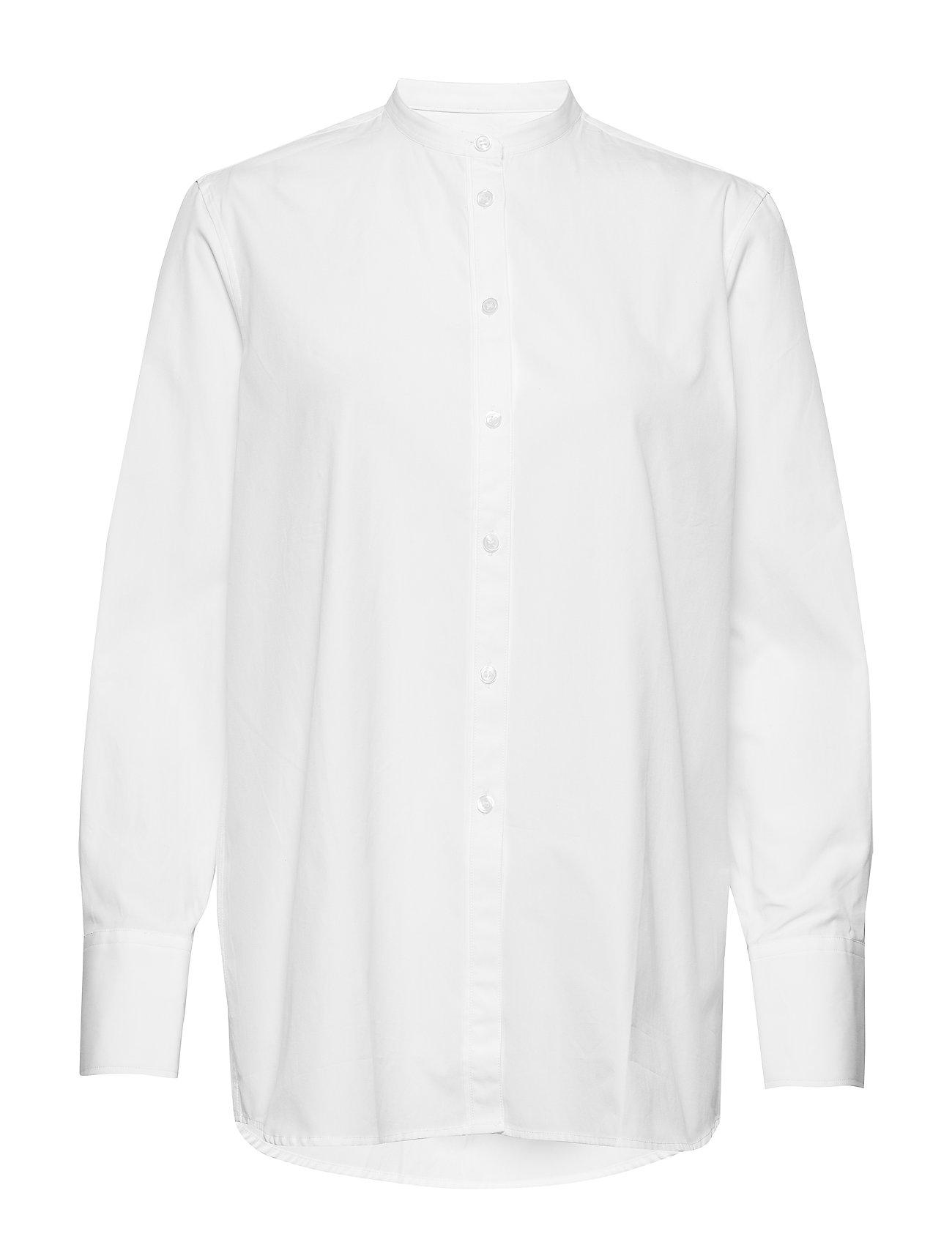 Filippa K Freddie Shirt - WHITE