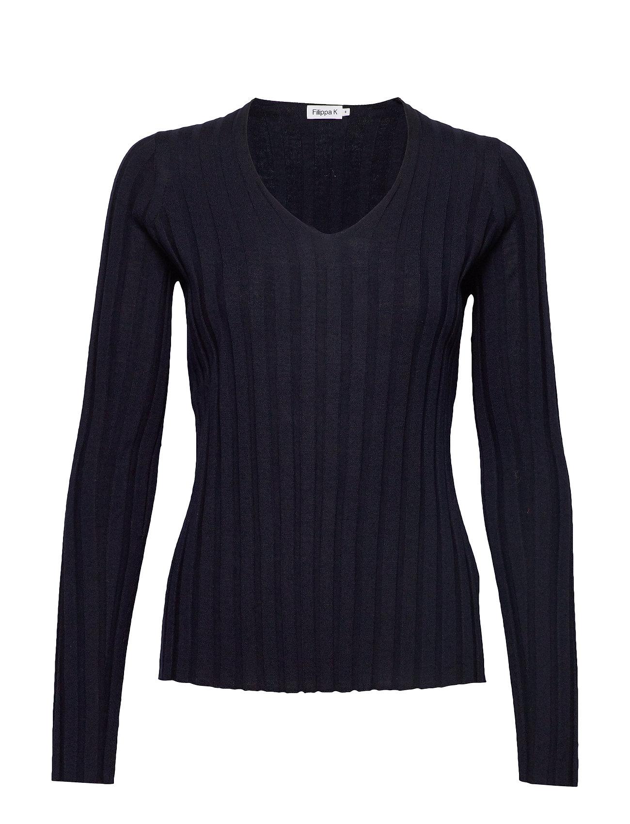 Filippa K Wendy Sweater - NAVY