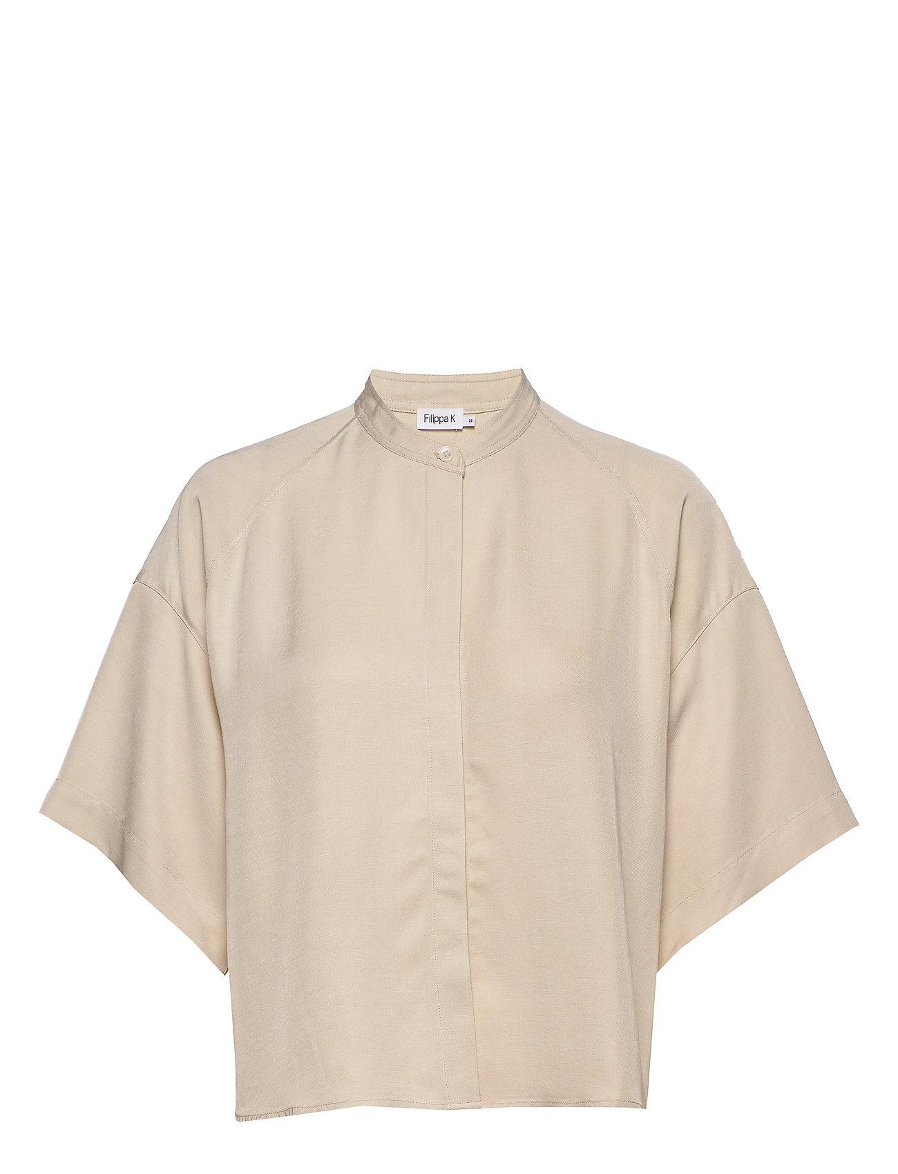 Filippa K Tammy Shirt - IVORY