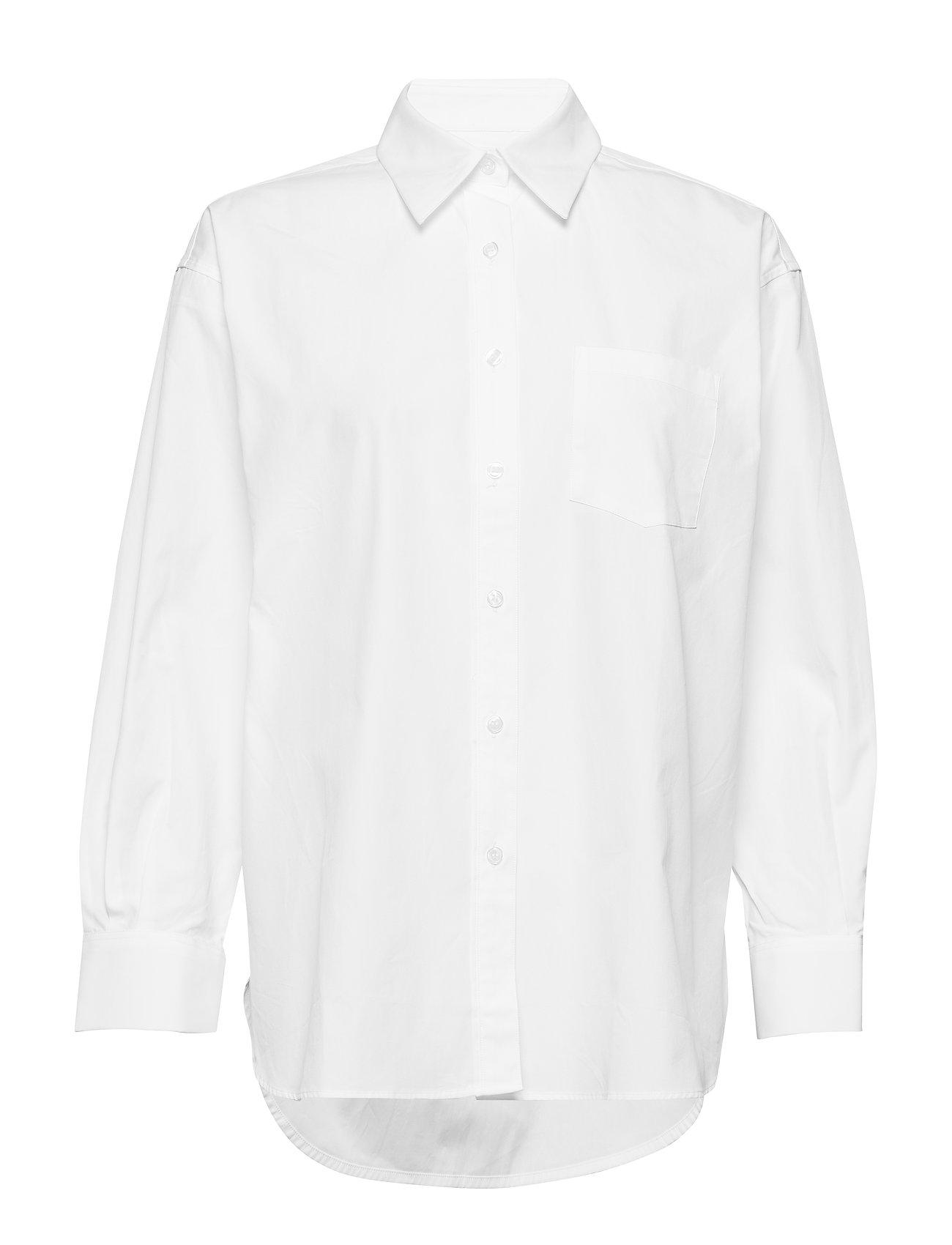 Filippa K Sammy Shirt - WHITE