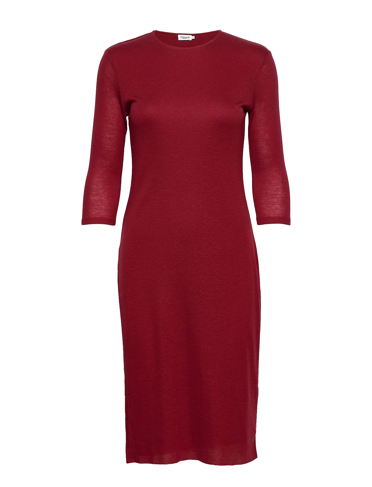 Filippa K Liana Dress - PURE RED