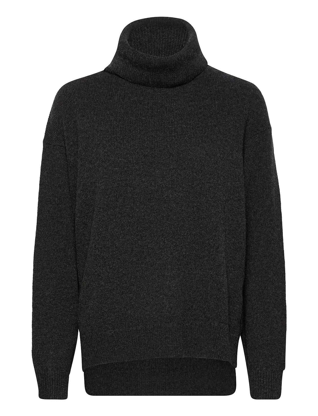 Molly Roll-Neck Sweater Turtleneck Rullekravetrøje Grå Filippa K
