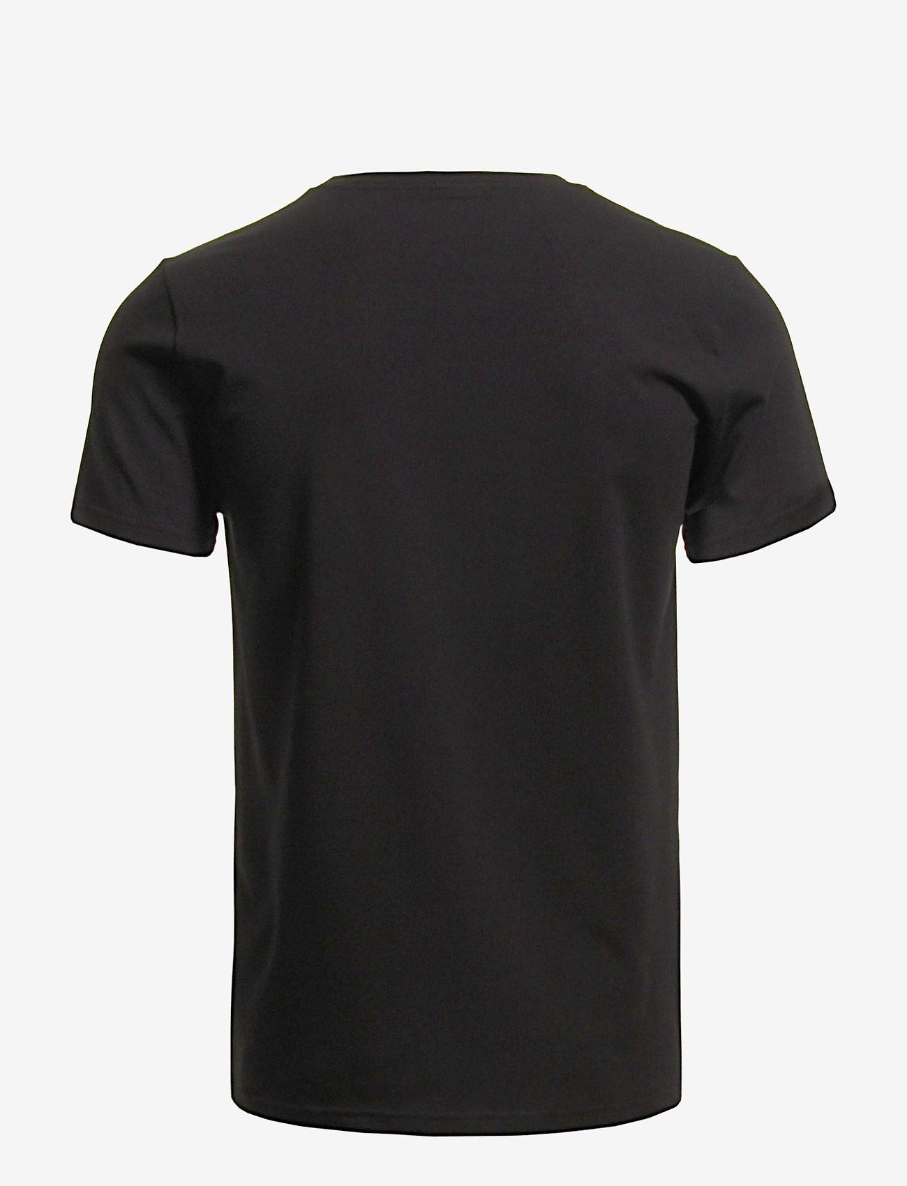 Filippa K - M. Lycra Tee - krótki rękaw - black - 1