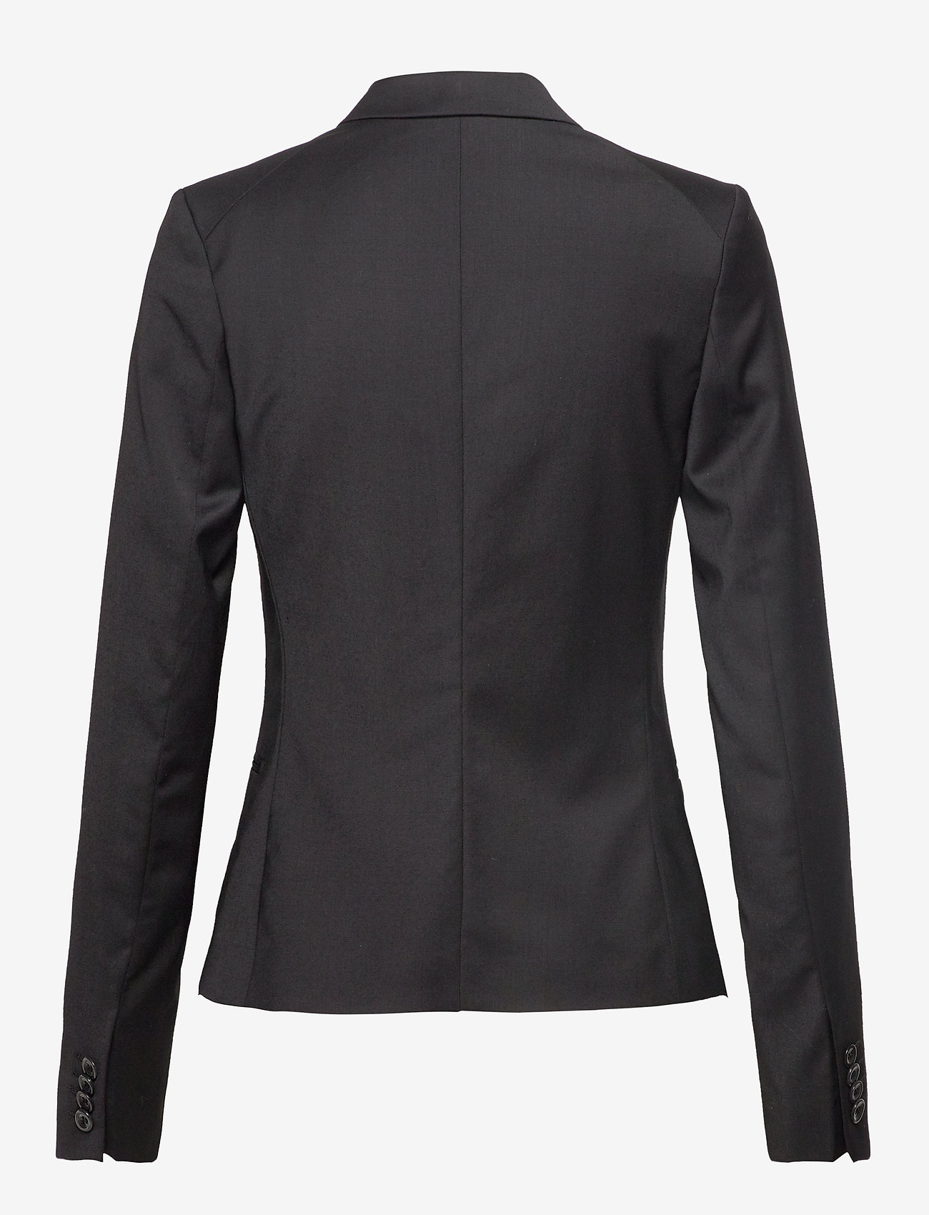 Filippa K - Jackie Cool Wool Jacket - blazere - black - 1