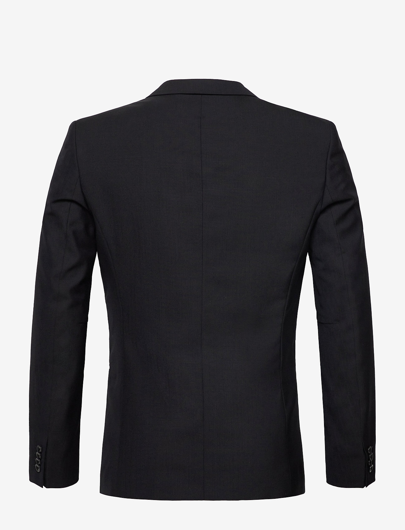 Filippa K - M. Christian Cool Wool Jacket - enkeltradede blazere - dk. navy - 1