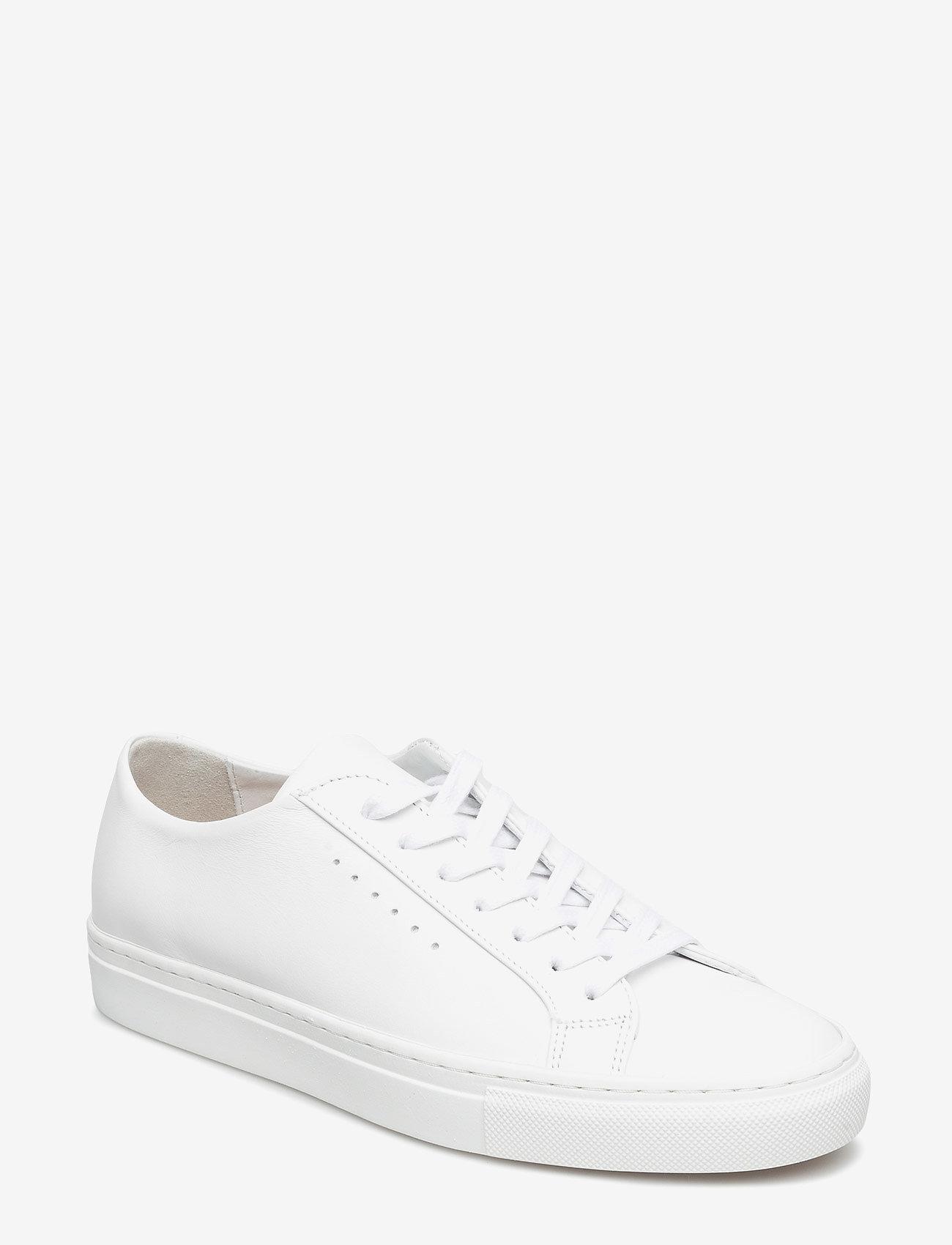 Filippa K - Kate Low Sneaker - lave sneakers - white - 0