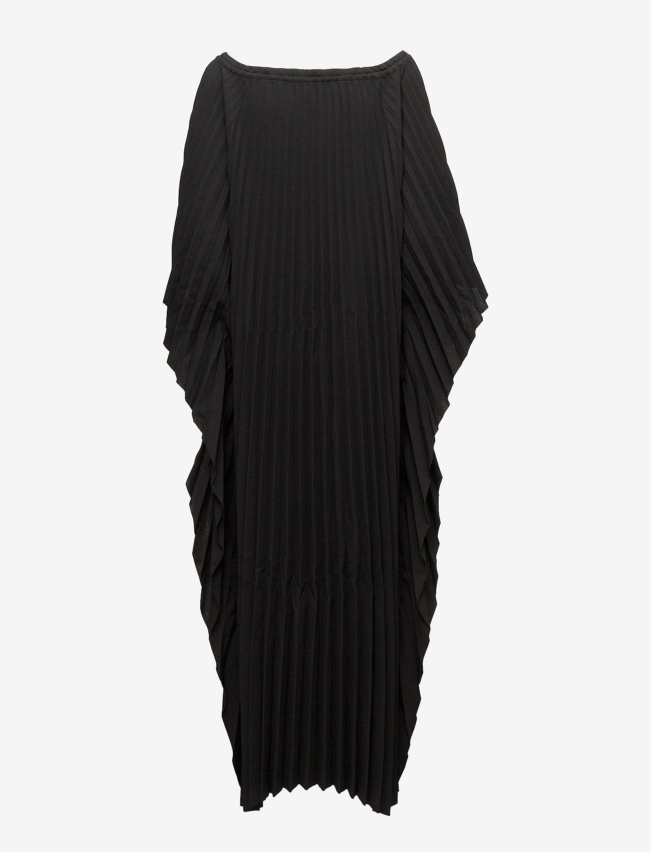 Poncho Plise Dress (Black) (297.50 €) - Filippa K 6gQR6