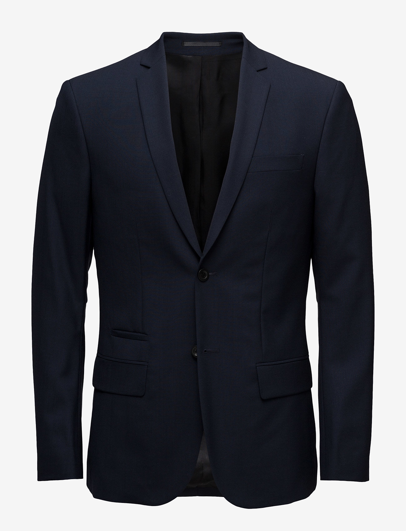 Filippa K - M. Rick Cool Wool Jacket - enkeltradede blazere - hope - 0