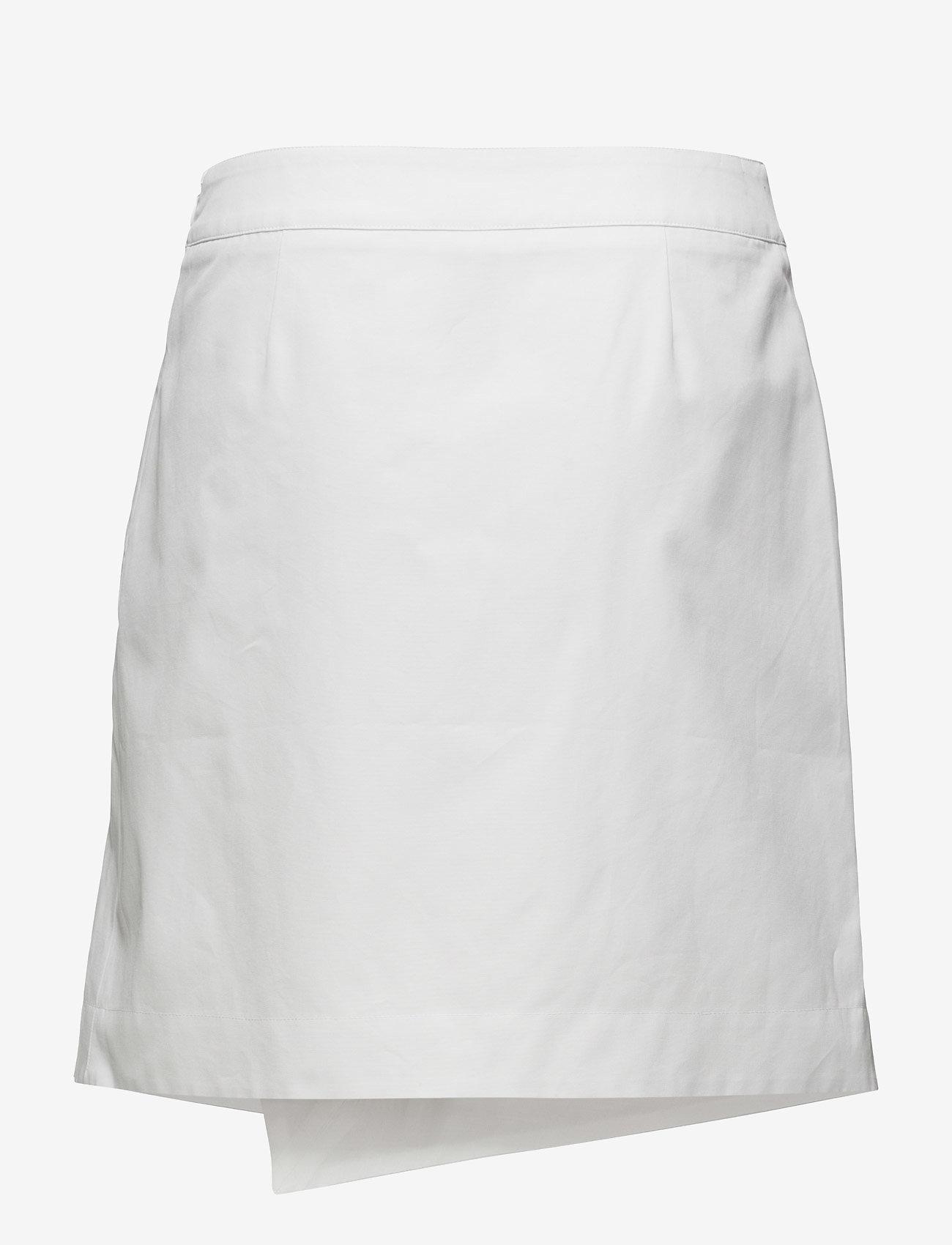 Filippa K - Keaton Canvas Skirt - korte nederdele - air - 1