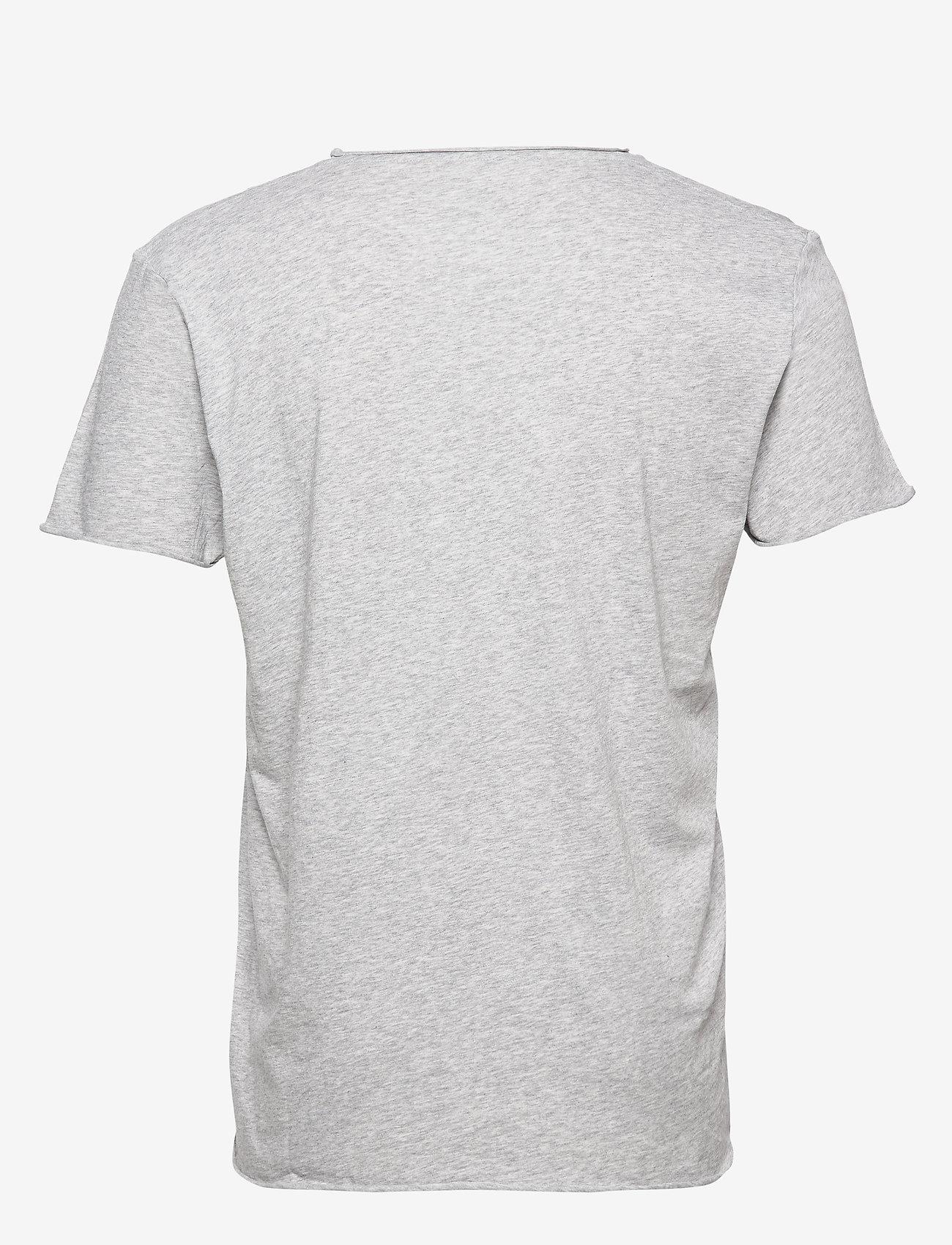 Filippa K - M. Roll Neck Tee - basic t-shirts - light grey - 1