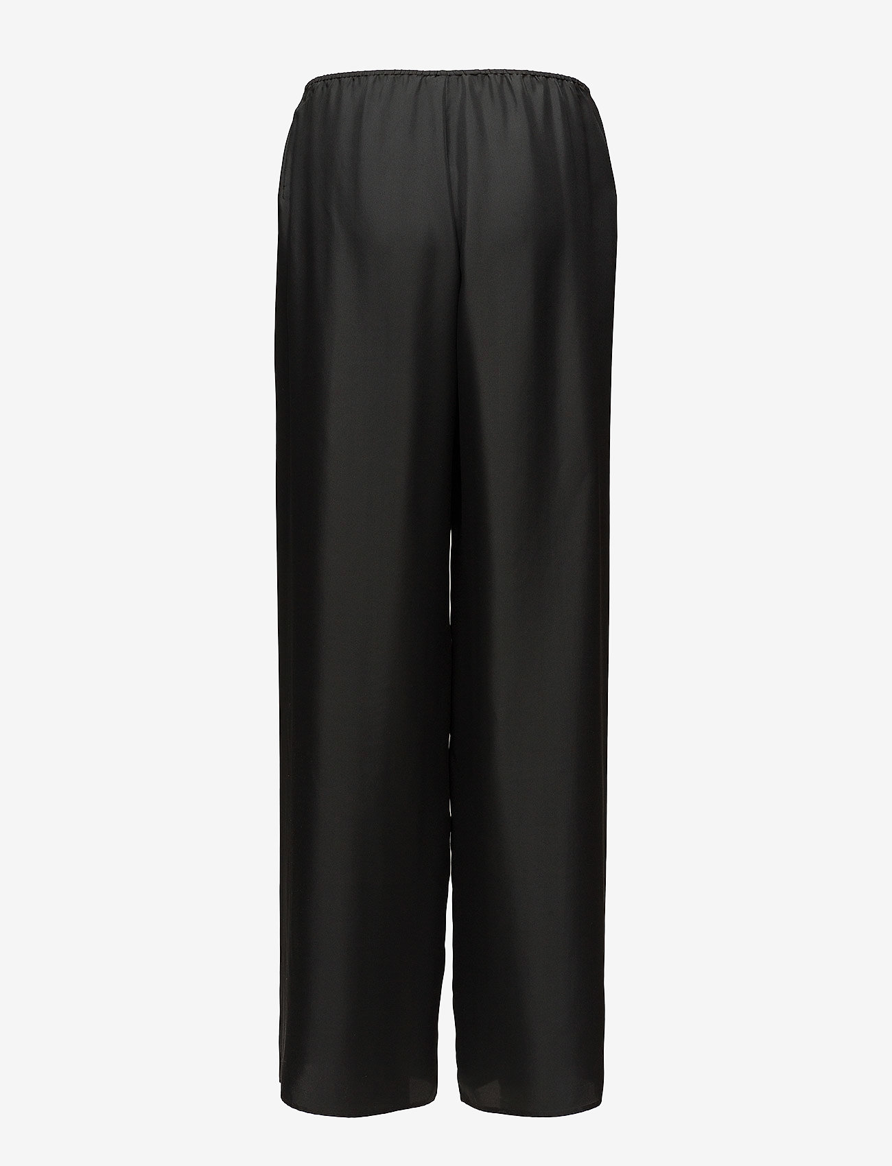 Filippa K - Lulu Silk Trousers - pantalons larges - enigma