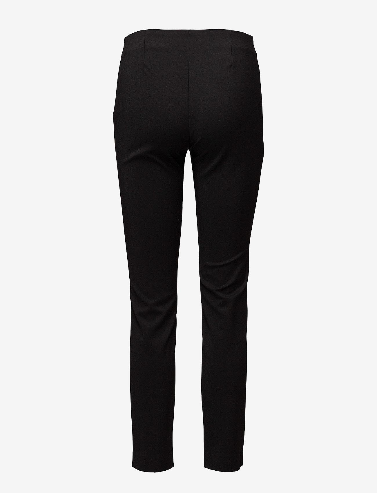 Filippa K - Mila Slim Pants - slim fit bukser - black - 1