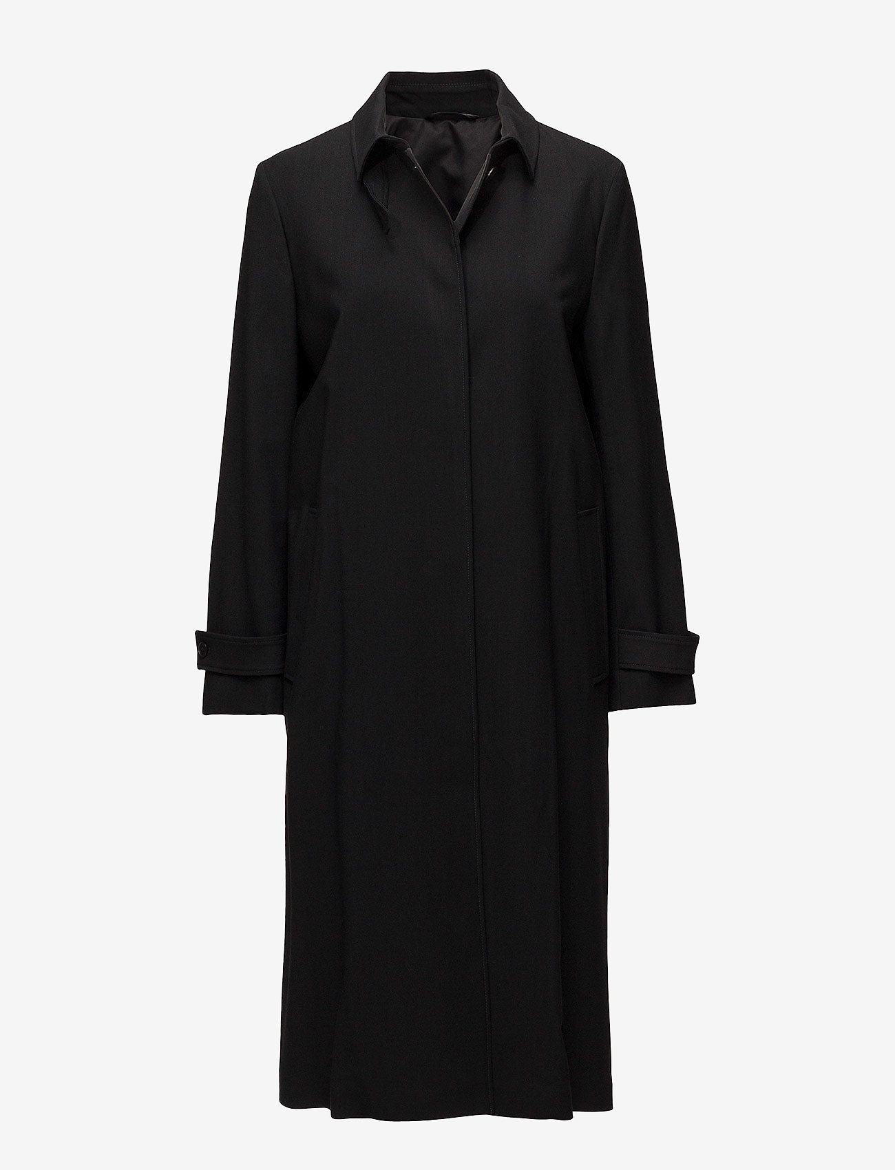 Filippa K - Sadie Duster Coat - light coats - black - 0