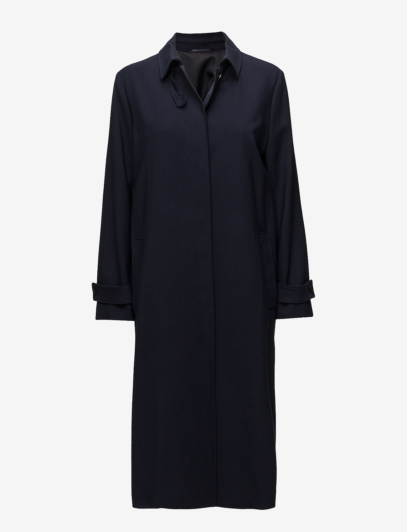 Filippa K - Sadie Duster Coat - light coats - navy