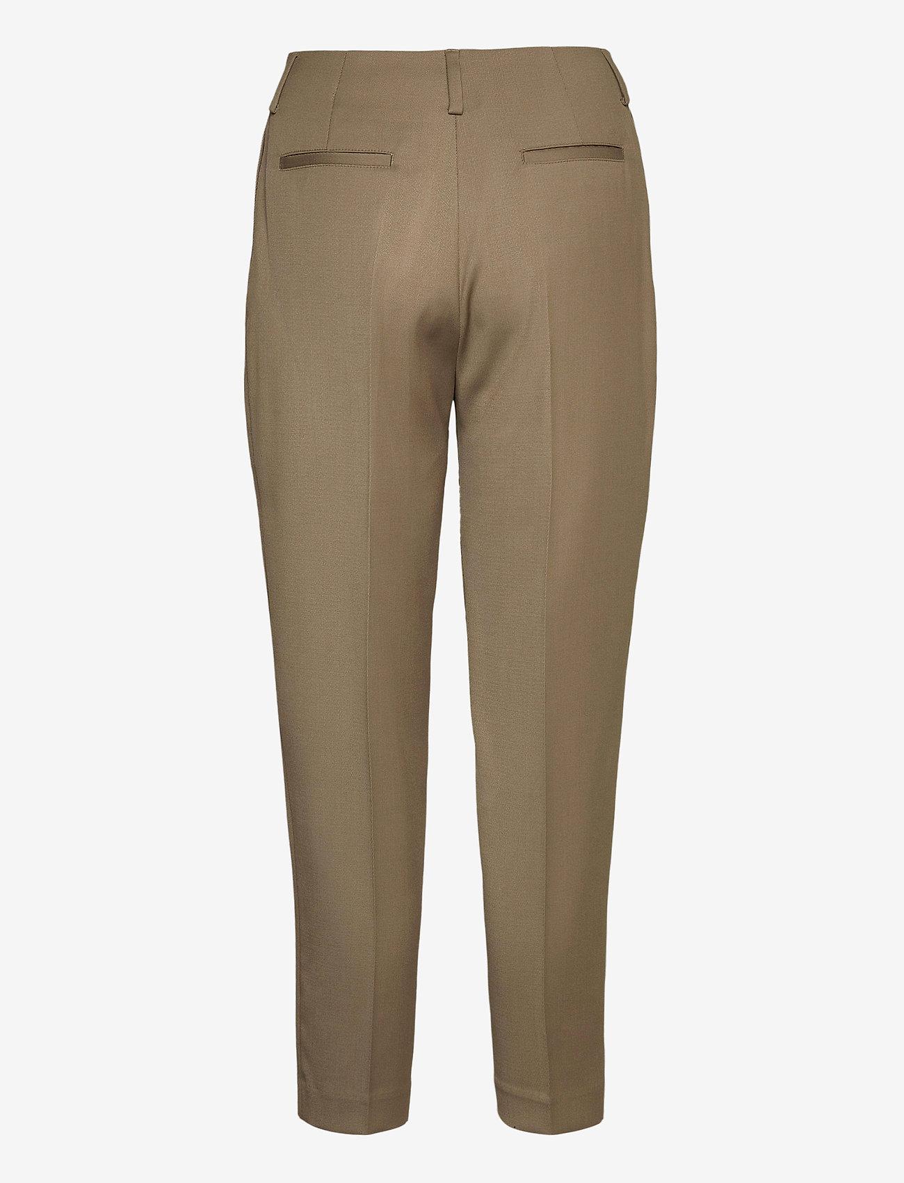 Filippa K - Karlie Trouser - broeken med straight ben - grey taupe - 1