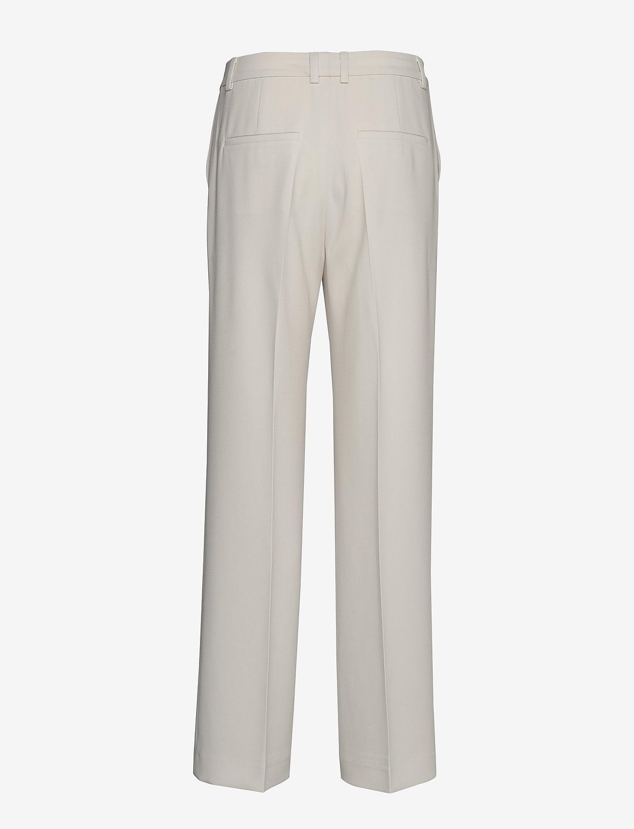 Filippa K - Hutton Trouser - wide leg trousers - ivory - 1