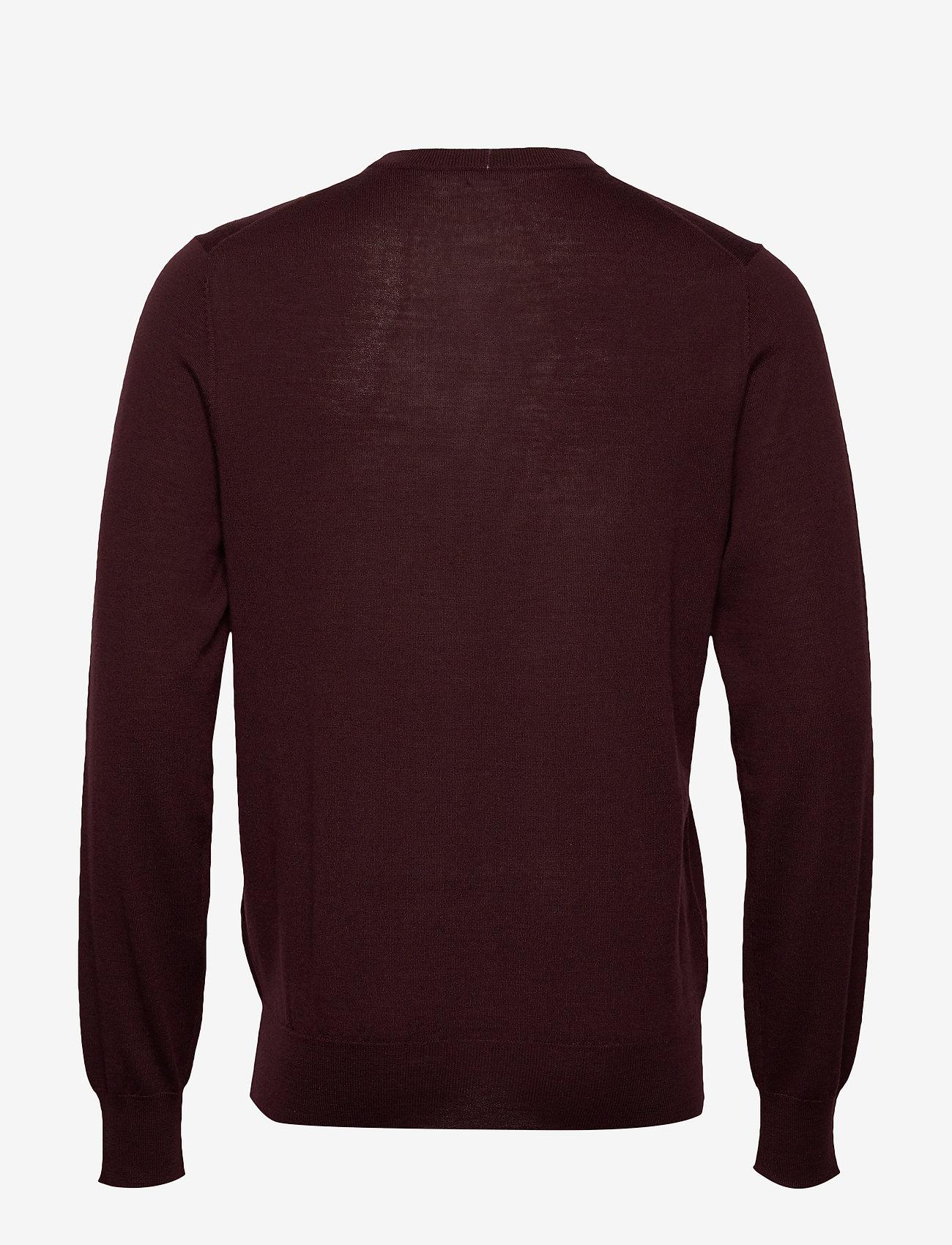 Filippa K - M. Merino Sweater - rund hals - deep shira - 1