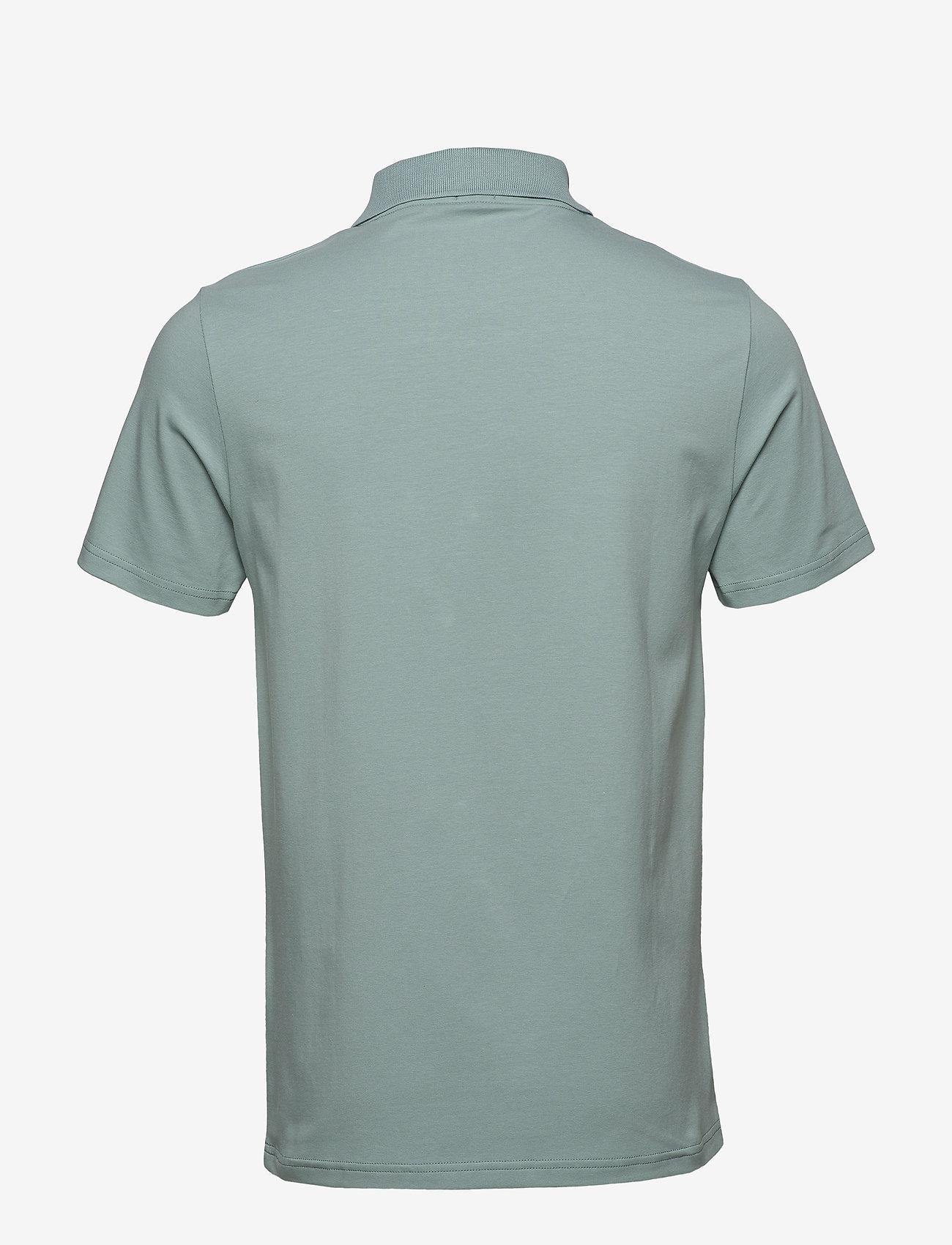Filippa K - M. Lycra Polo T-Shirt - korte mouwen - mint powde - 1