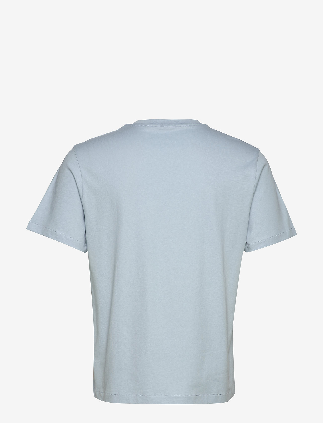 Filippa K - M. Single Jersey Tee - basis-t-skjorter - pale blue - 1