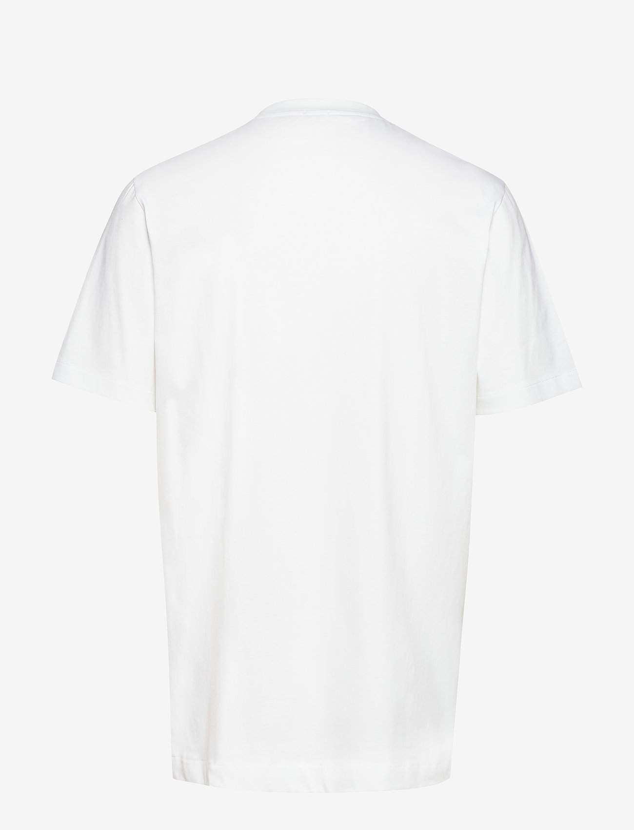 Filippa K - M. Single Jersey Tee - t-shirts - white - 1
