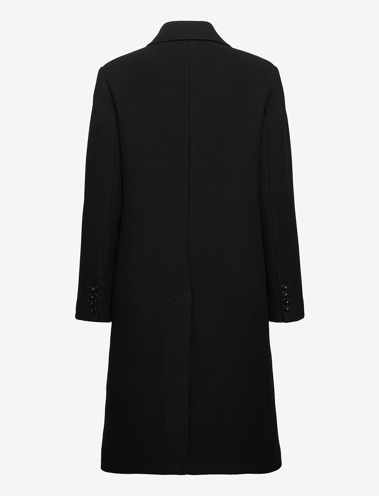 Filippa K - Barnsbury Coat - uldfrakker - black - 1