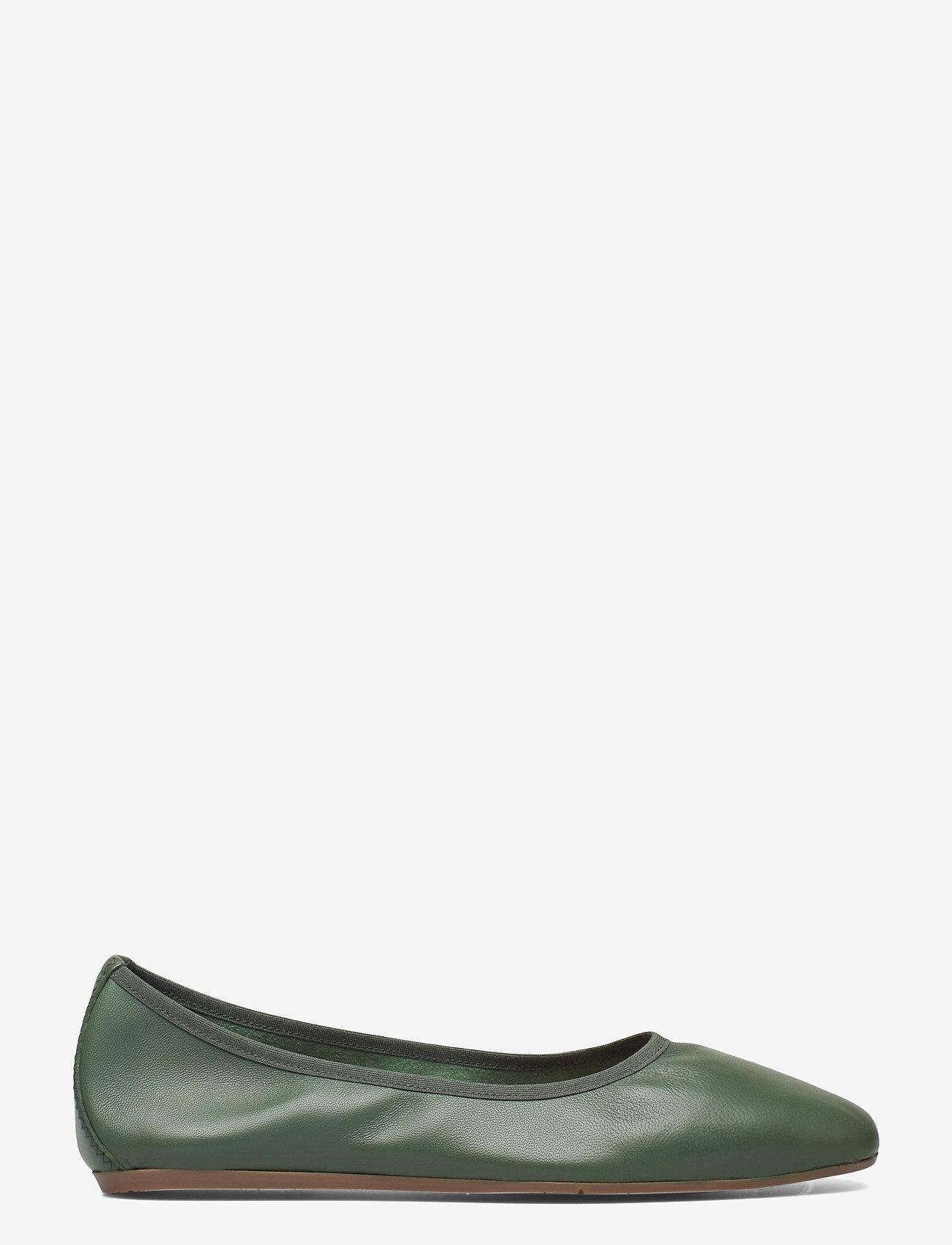 Filippa K - Rey Flat - schuhe - green emer - 1