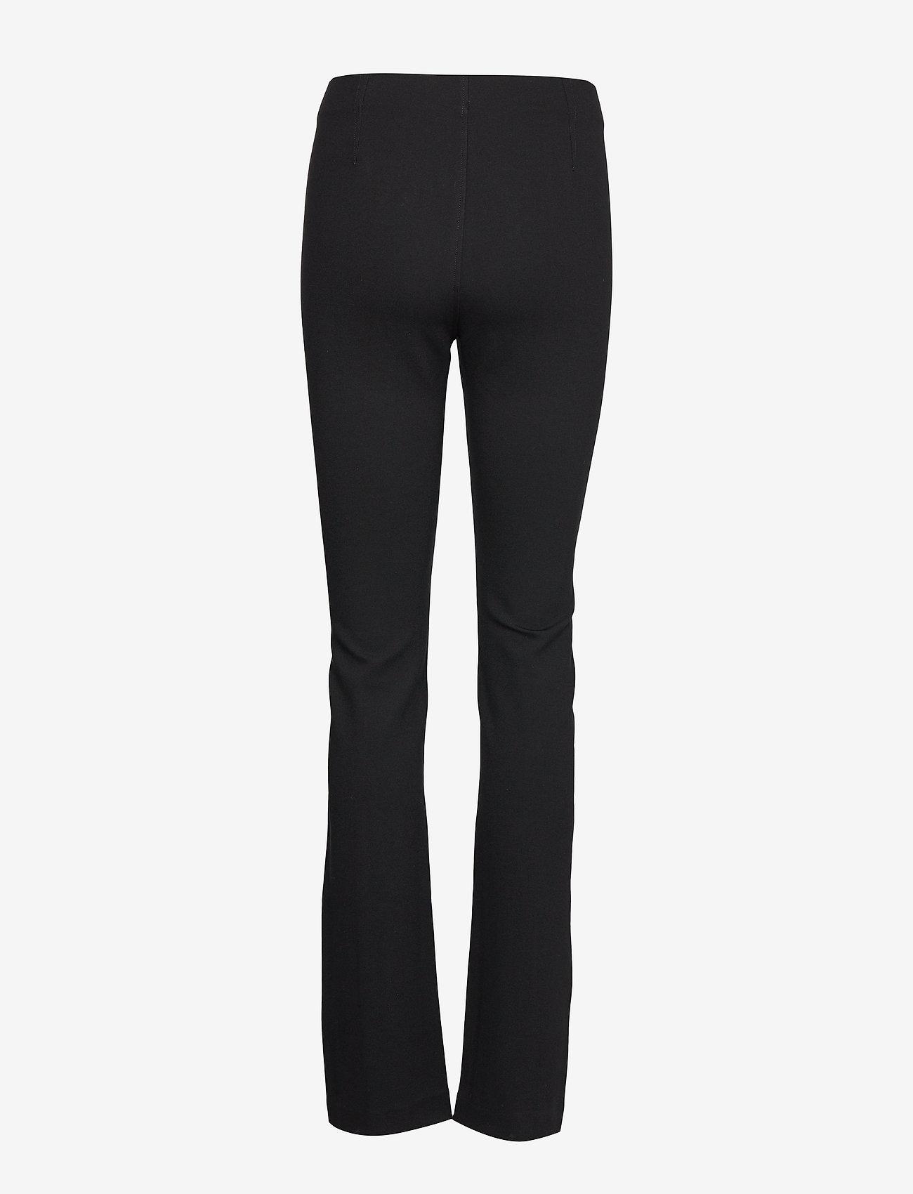 Filippa K - Erin Slim Pant - slim fit bukser - black - 1