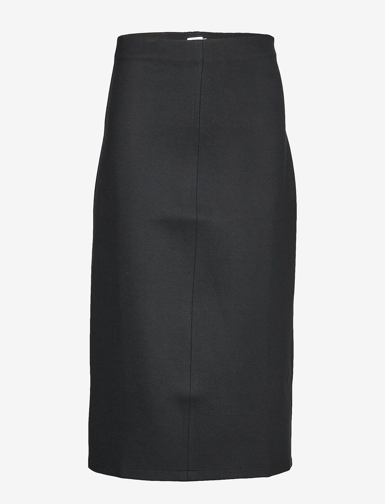 Filippa K - Eva Pull-on Skirt - midinederdele - black - 0